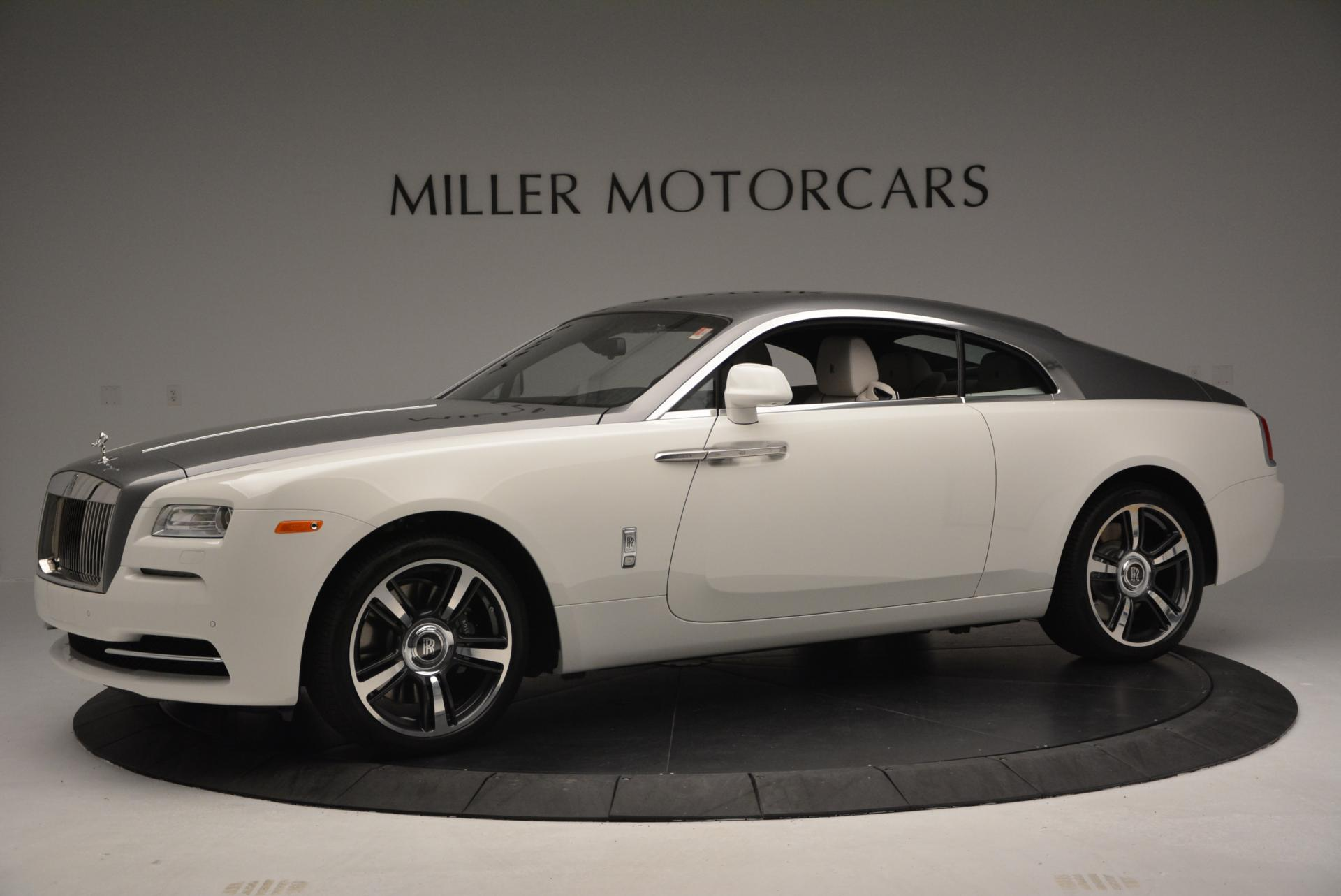 Used 2016 Rolls-Royce Wraith  For Sale In Greenwich, CT 209_p2