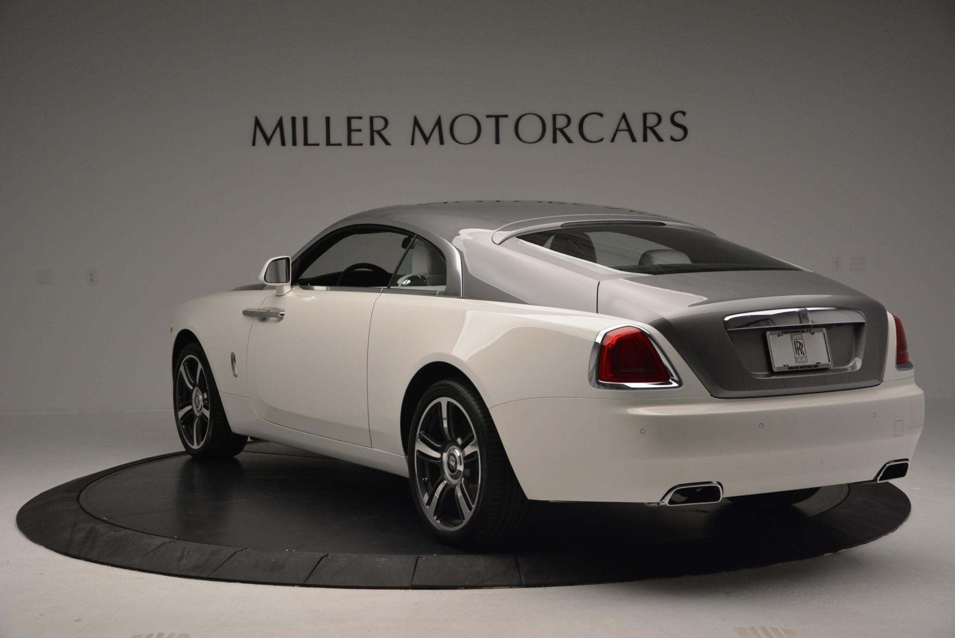 Used 2016 Rolls-Royce Wraith  For Sale In Greenwich, CT 209_p6