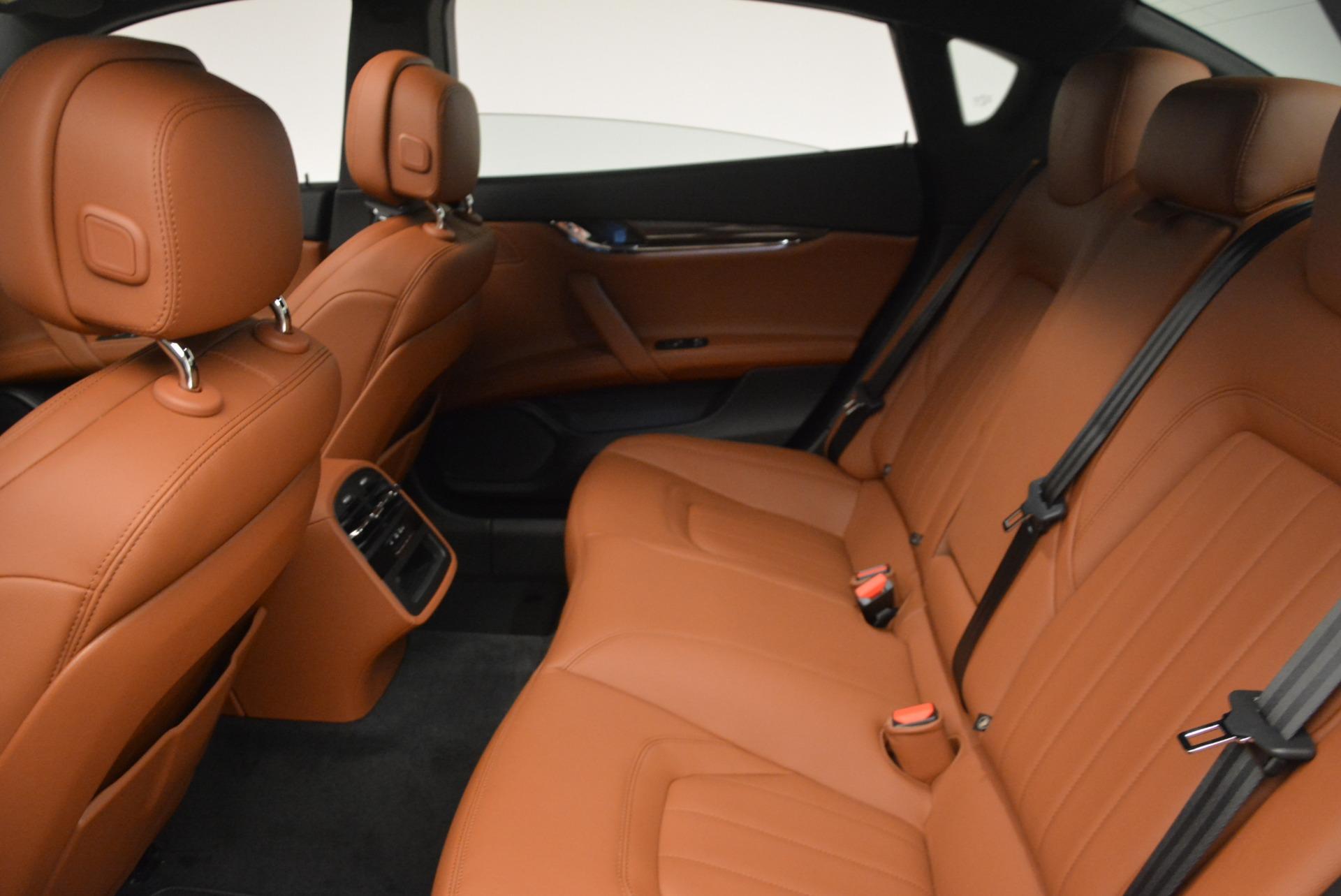 New 2018 Maserati Quattroporte S Q4 For Sale In Greenwich, CT 2091_p21