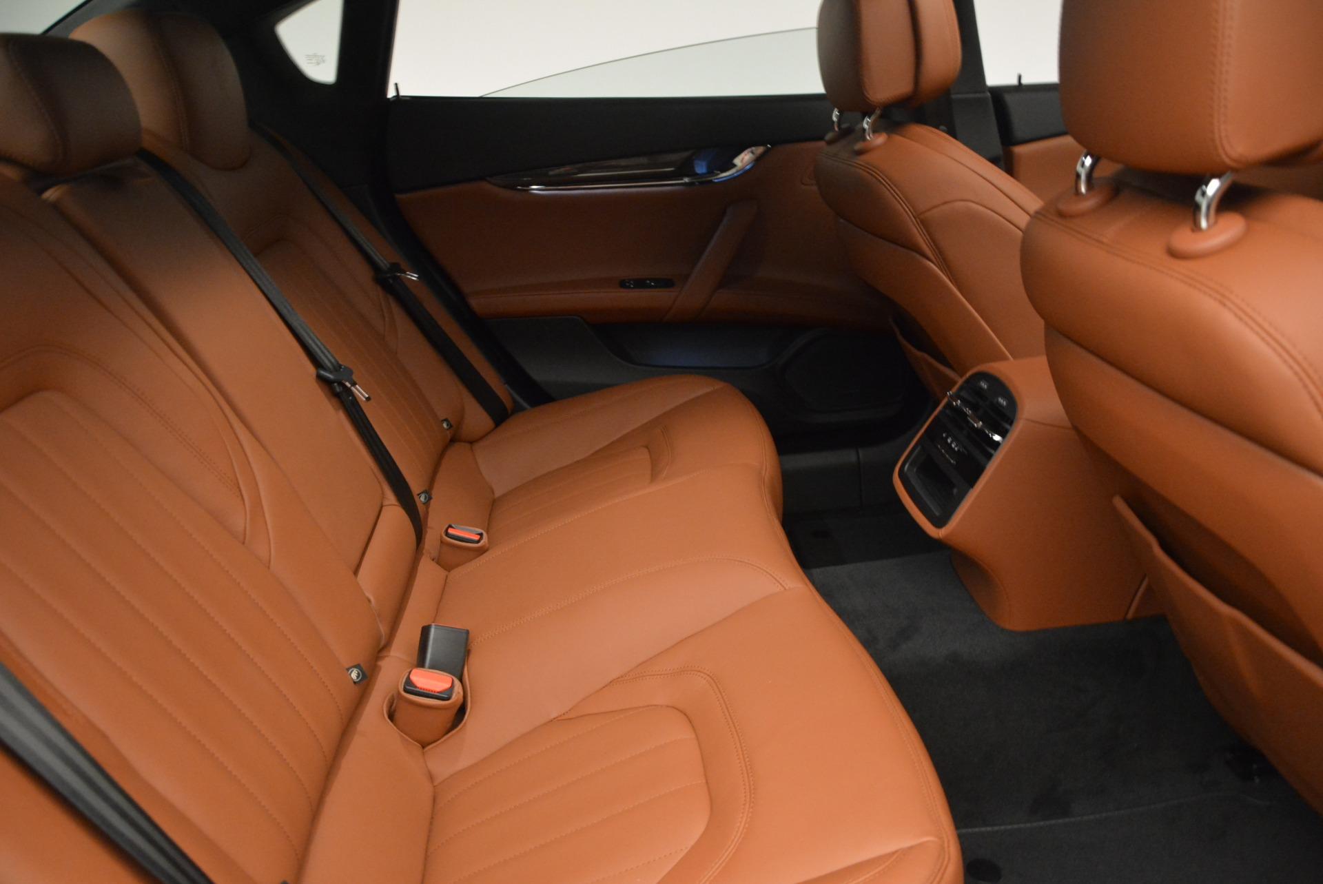 New 2018 Maserati Quattroporte S Q4 For Sale In Greenwich, CT 2091_p27