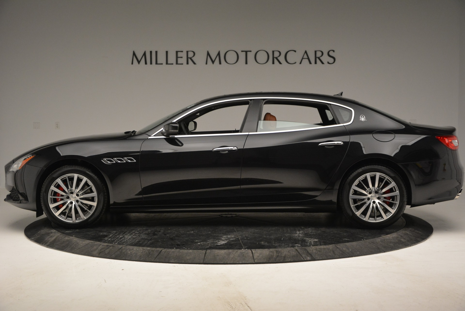 New 2018 Maserati Quattroporte S Q4 For Sale In Greenwich, CT 2091_p3