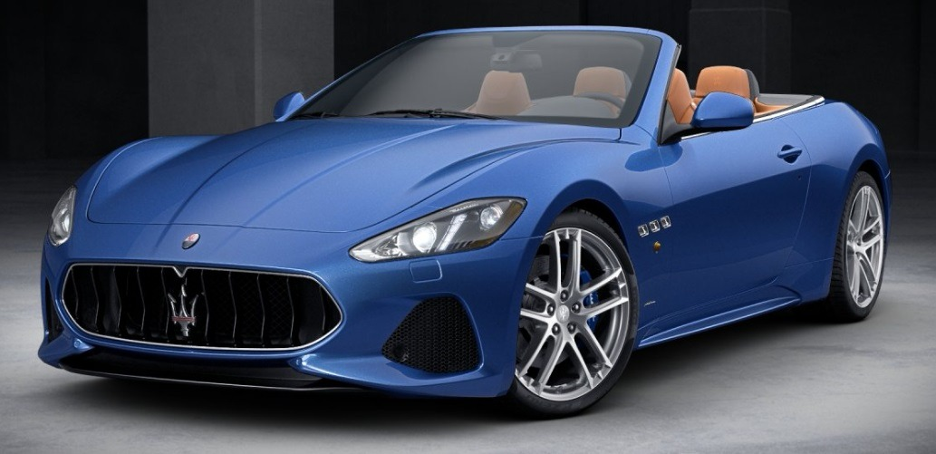 New 2018 Maserati GranTurismo Sport Convertible For Sale In Greenwich, CT 2092_main