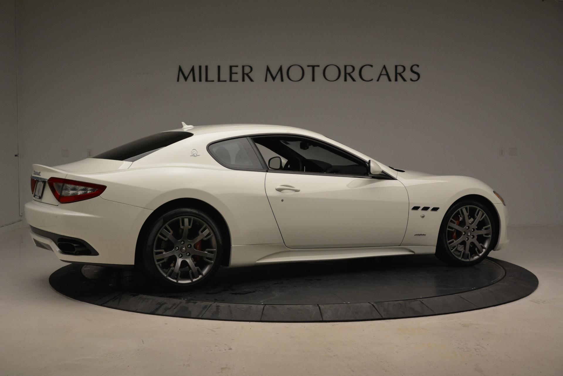Used 2016 Maserati GranTurismo Sport For Sale In Greenwich, CT 2095_p10
