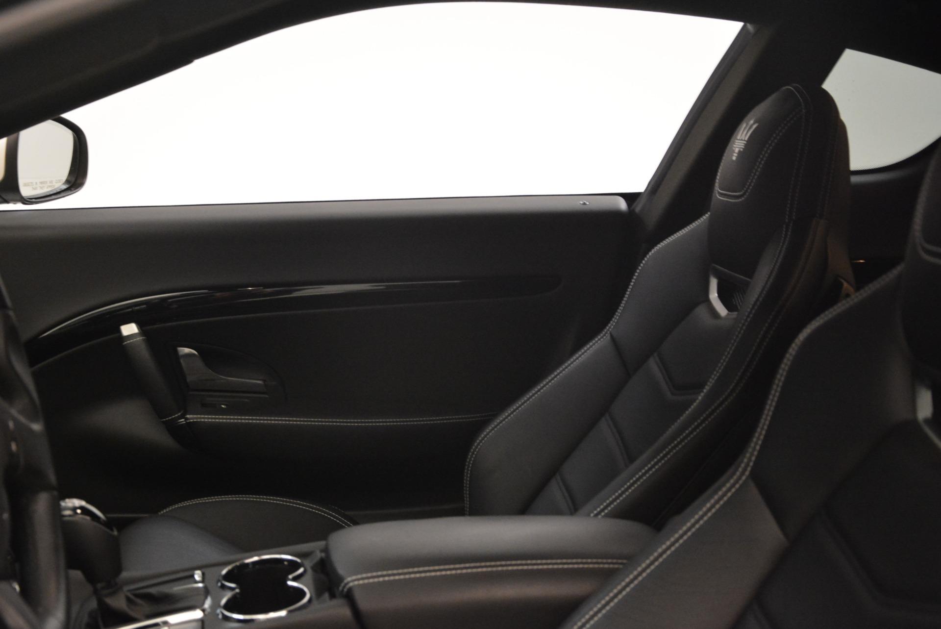 Used 2016 Maserati GranTurismo Sport For Sale In Greenwich, CT 2095_p15