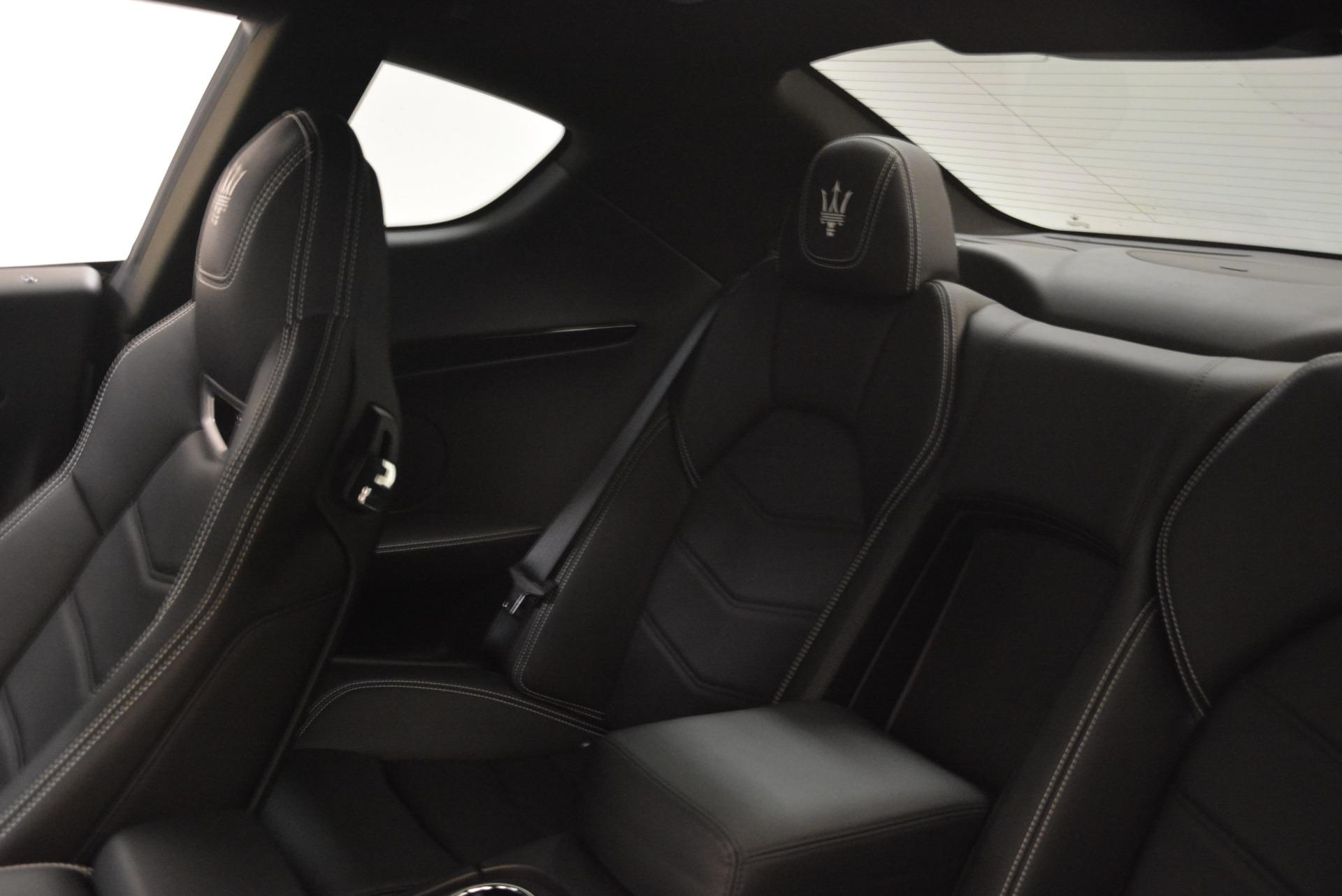 Used 2016 Maserati GranTurismo Sport For Sale In Greenwich, CT 2095_p22