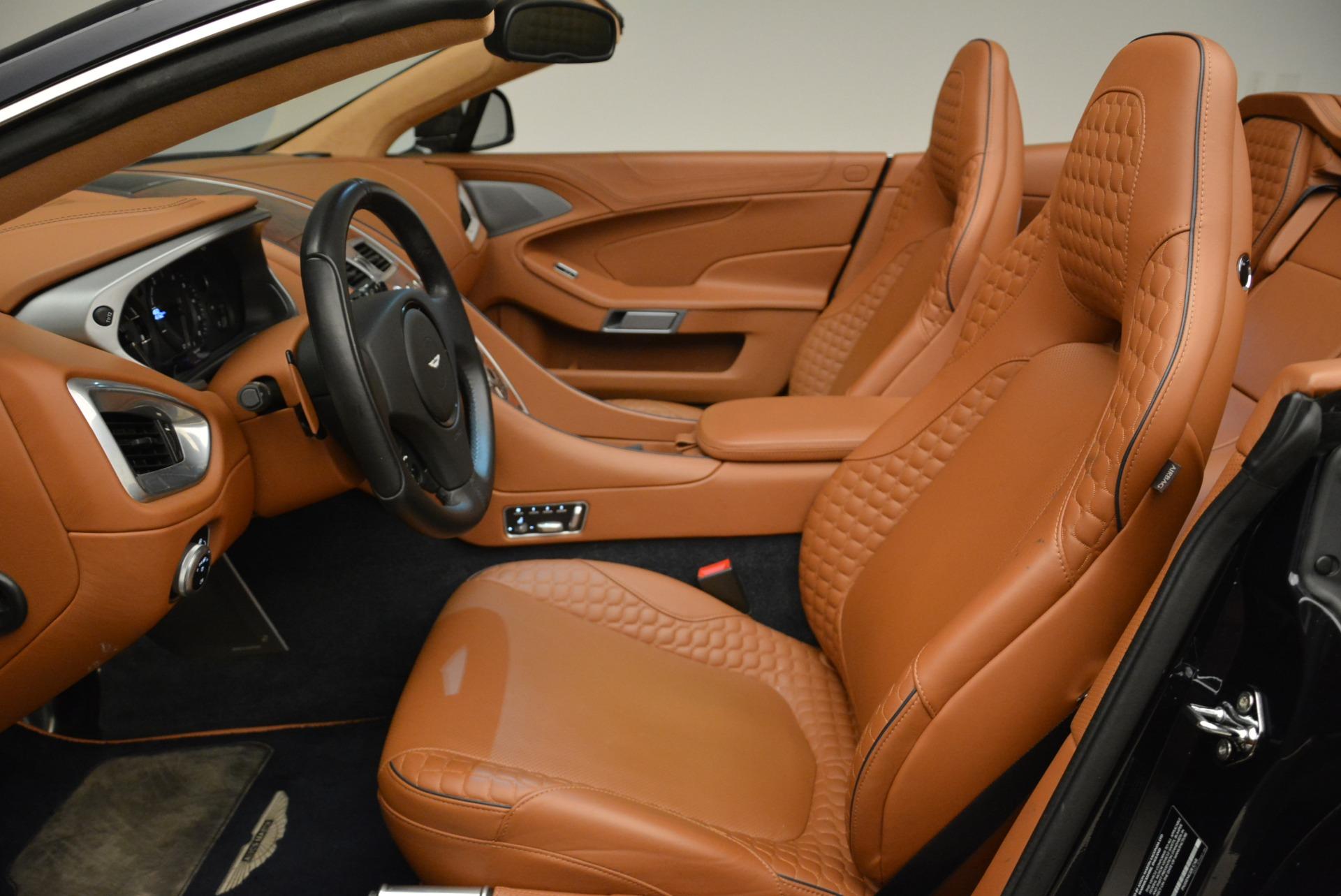 Used 2014 Aston Martin Vanquish Volante For Sale In Greenwich, CT 2097_p21