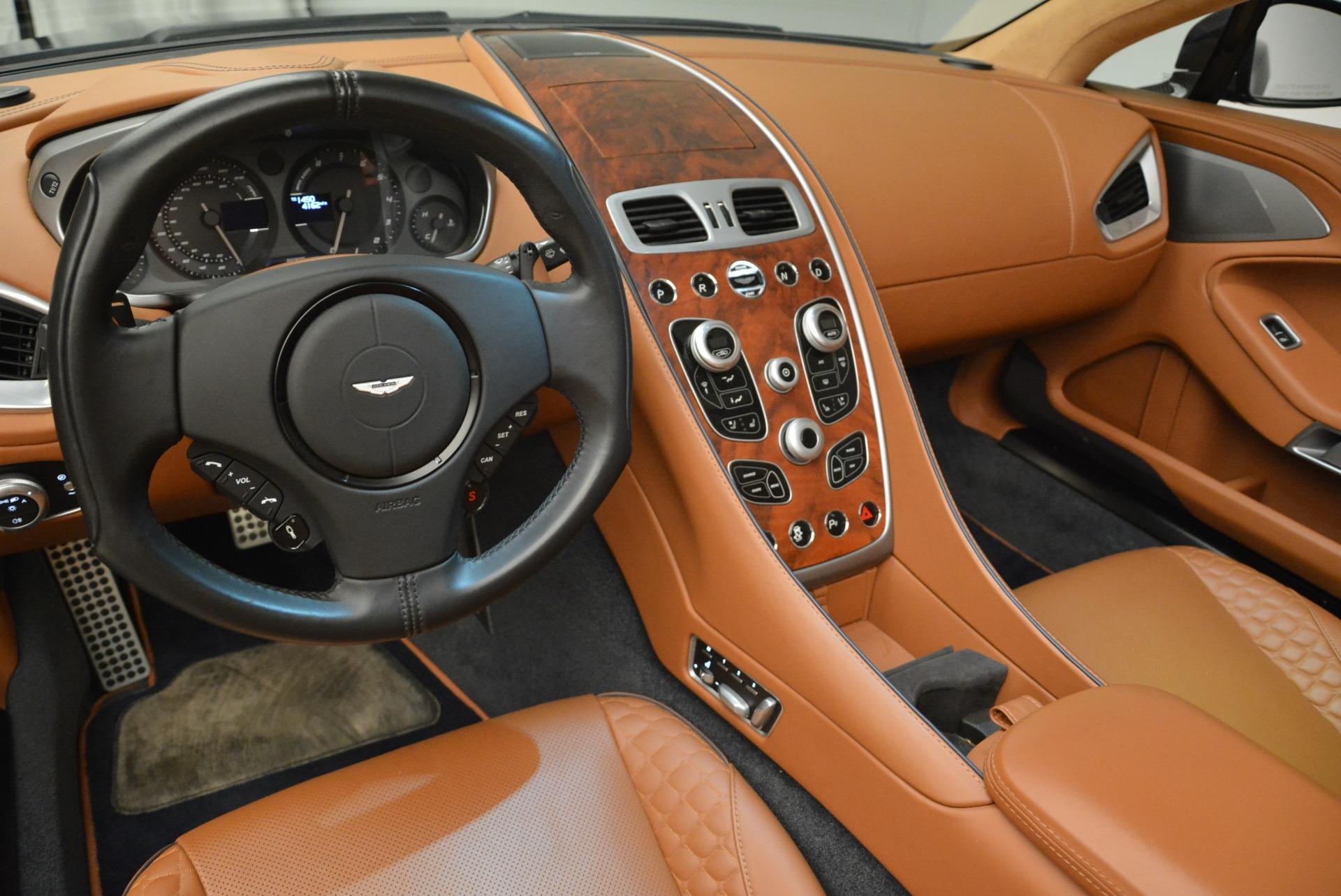 Used 2014 Aston Martin Vanquish Volante For Sale In Greenwich, CT 2097_p22