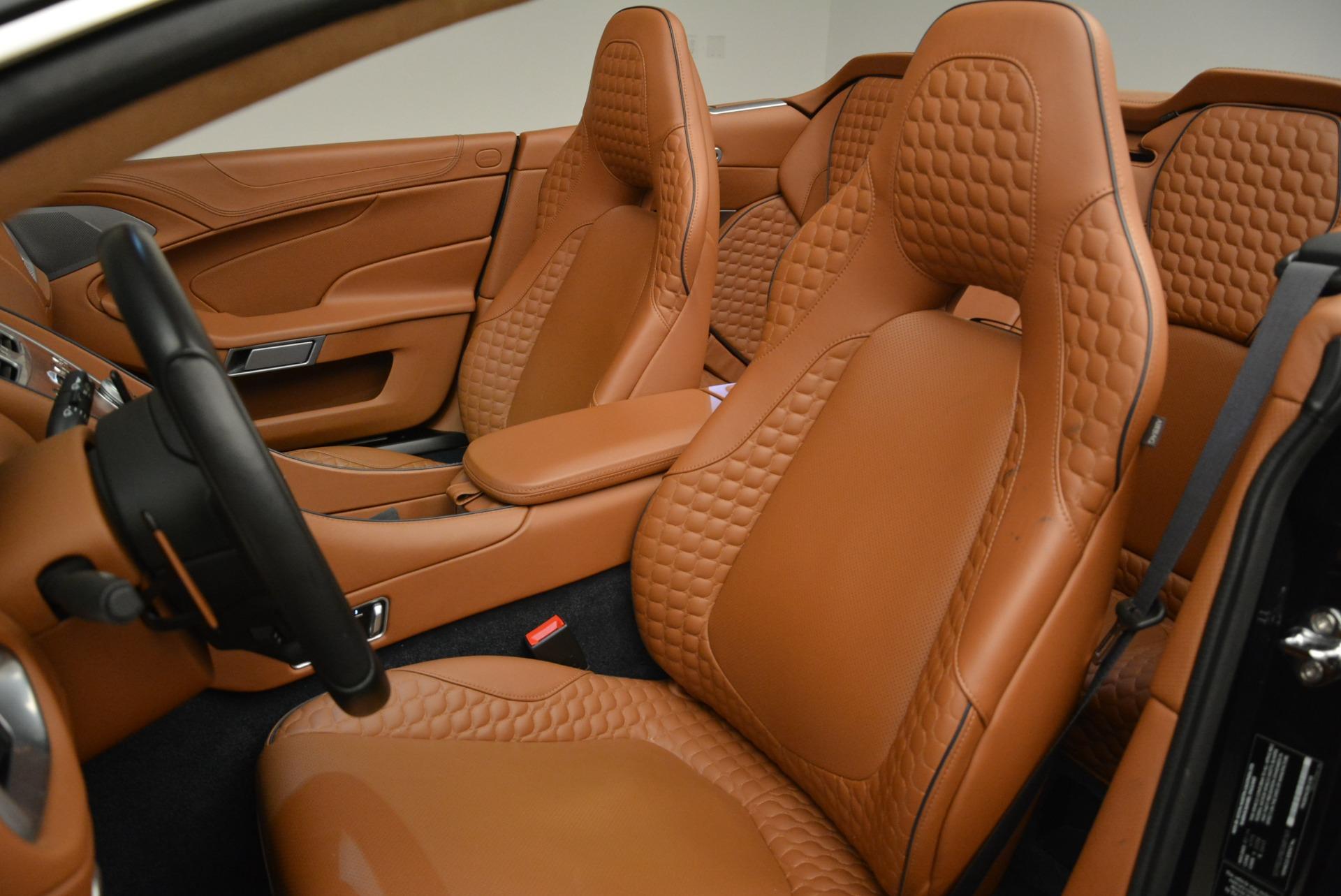 Used 2014 Aston Martin Vanquish Volante For Sale In Greenwich, CT 2097_p23