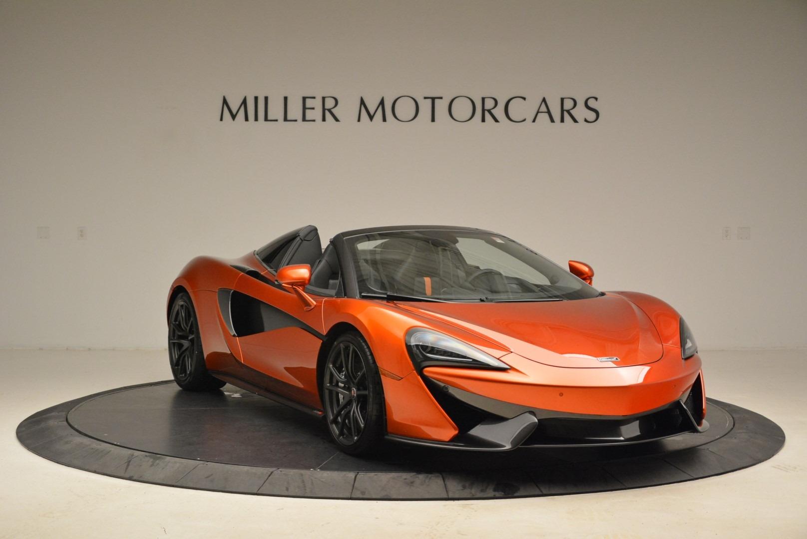 New 2018 McLaren 570S Spider For Sale In Greenwich, CT 2098_p11