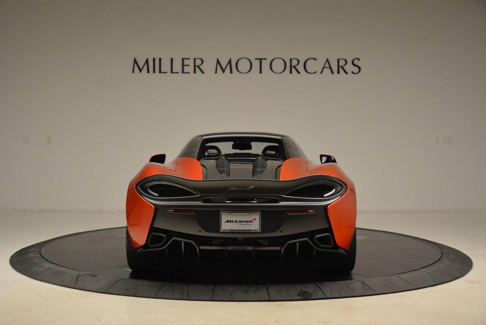 New 2018 McLaren 570S Spider For Sale In Greenwich, CT 2098_p18