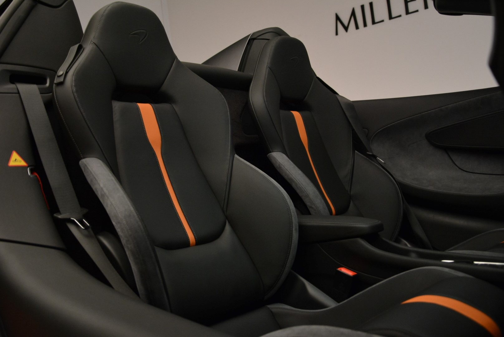 New 2018 McLaren 570S Spider For Sale In Greenwich, CT 2098_p31