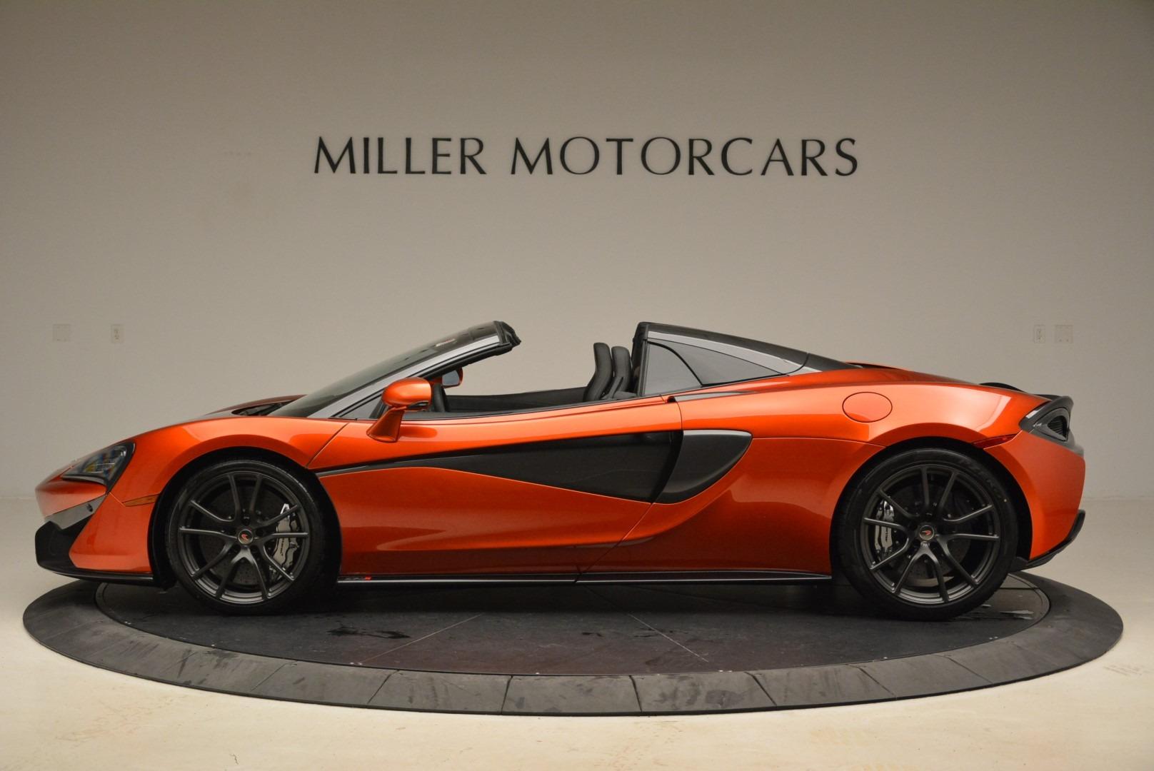 New 2018 McLaren 570S Spider For Sale In Greenwich, CT 2098_p3