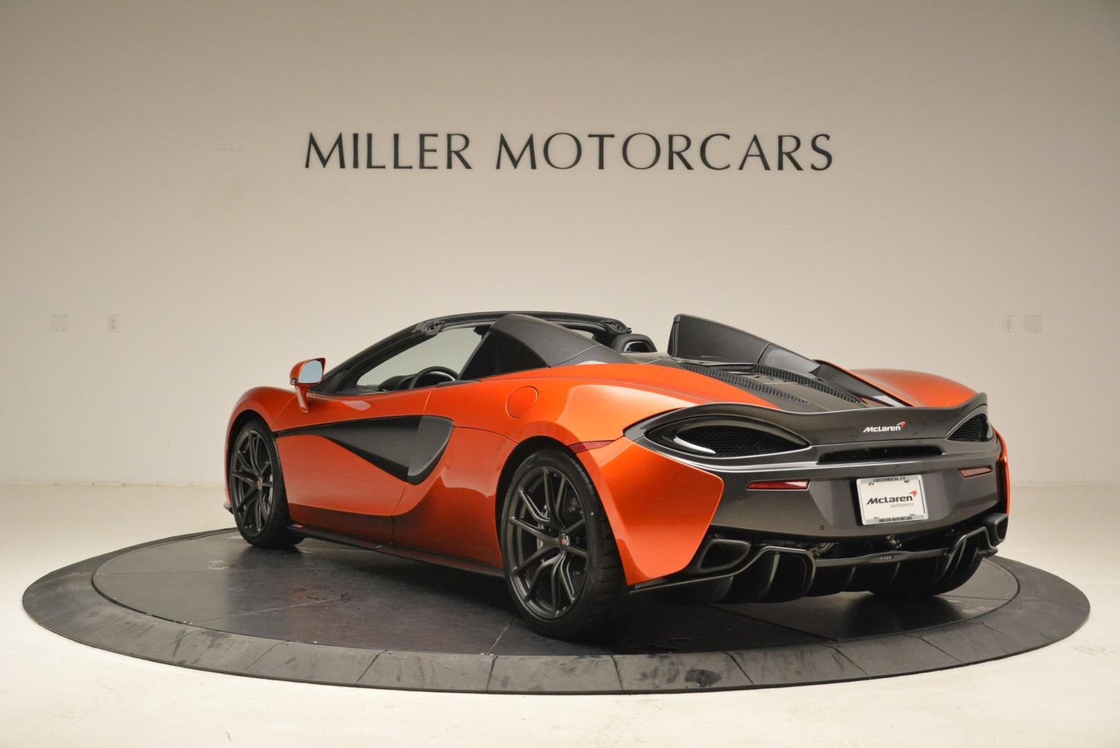 New 2018 McLaren 570S Spider For Sale In Greenwich, CT 2098_p5
