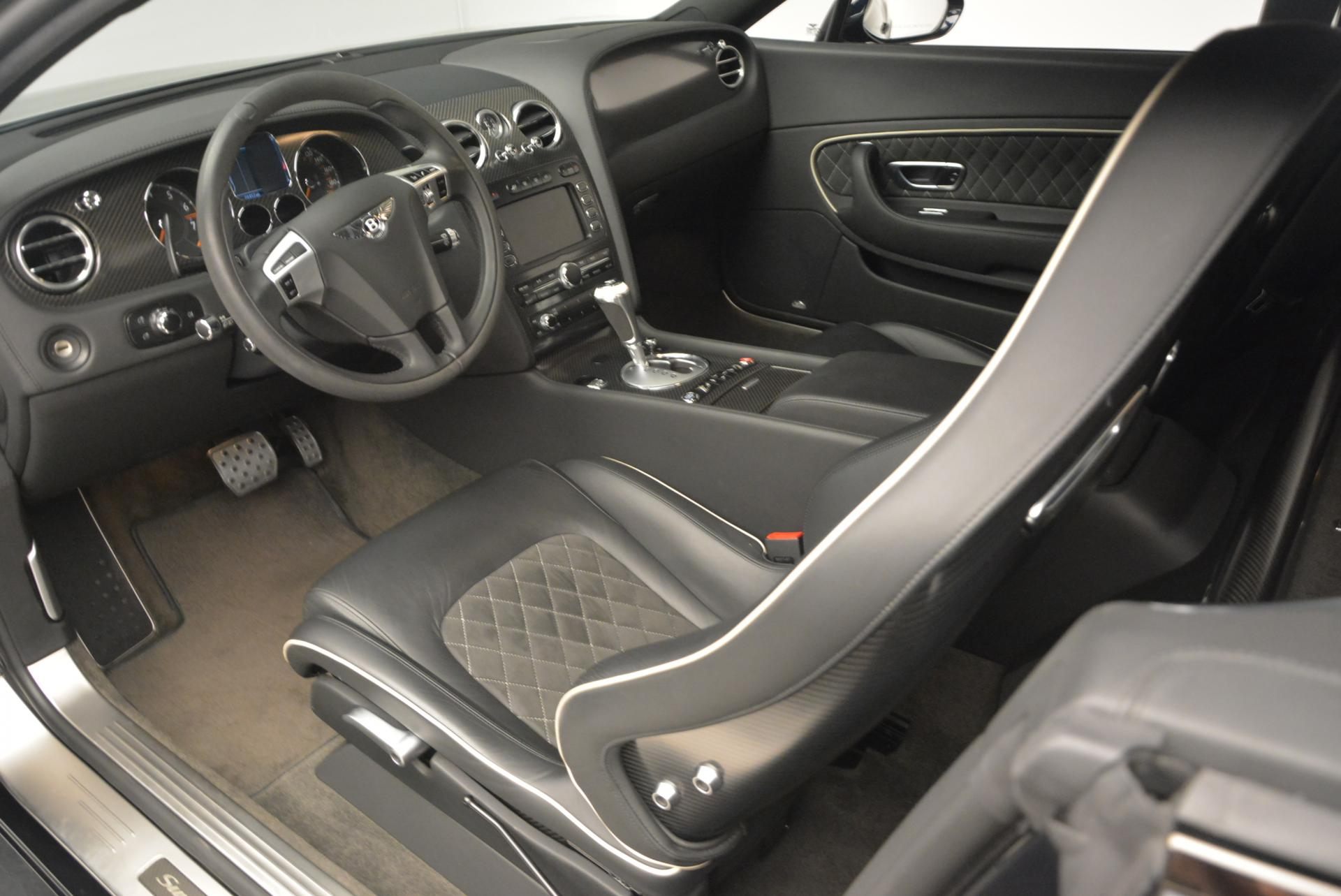 Used 2010 Bentley Continental Supersports  For Sale In Greenwich, CT 21_p21