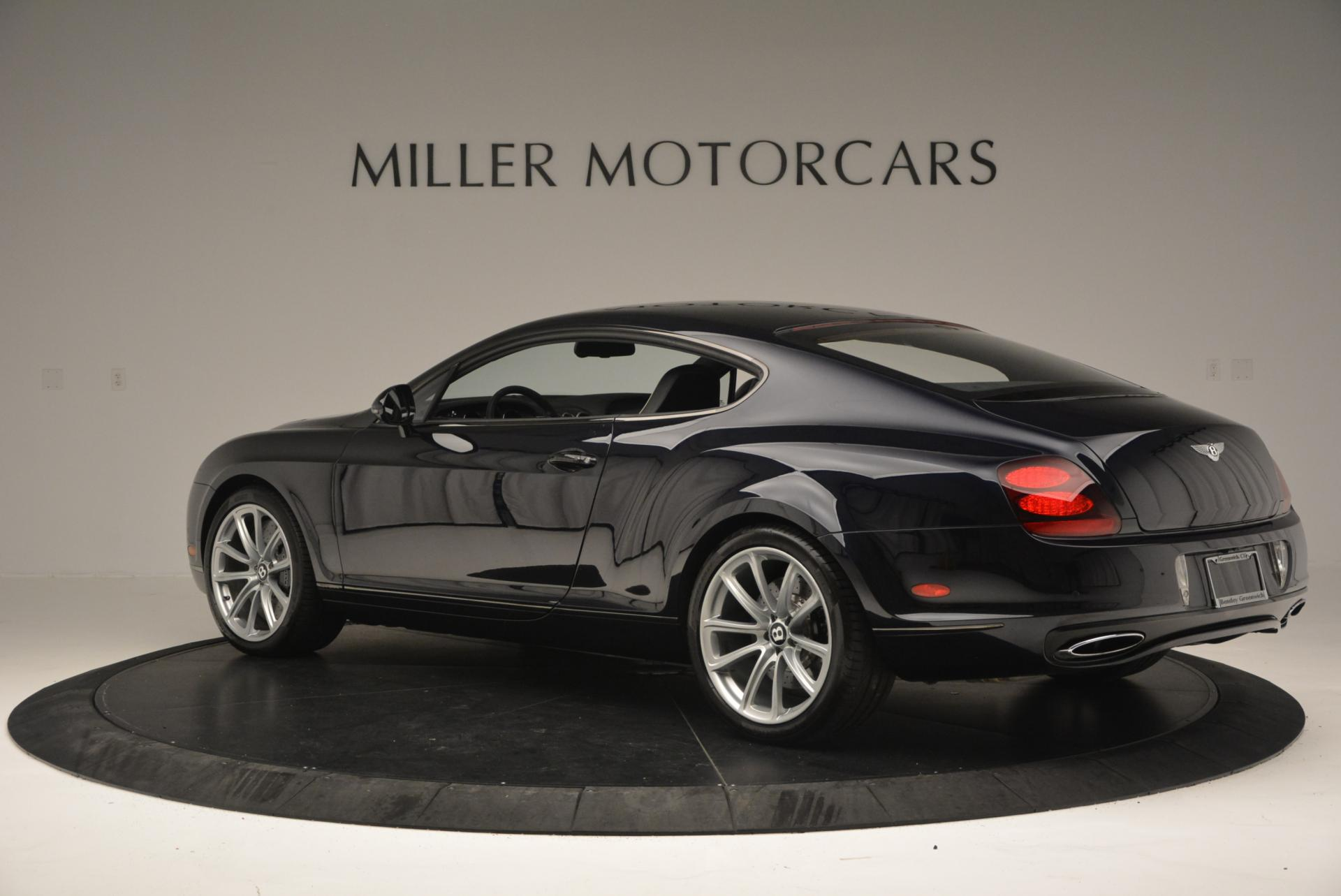 Used 2010 Bentley Continental Supersports  For Sale In Greenwich, CT 21_p4