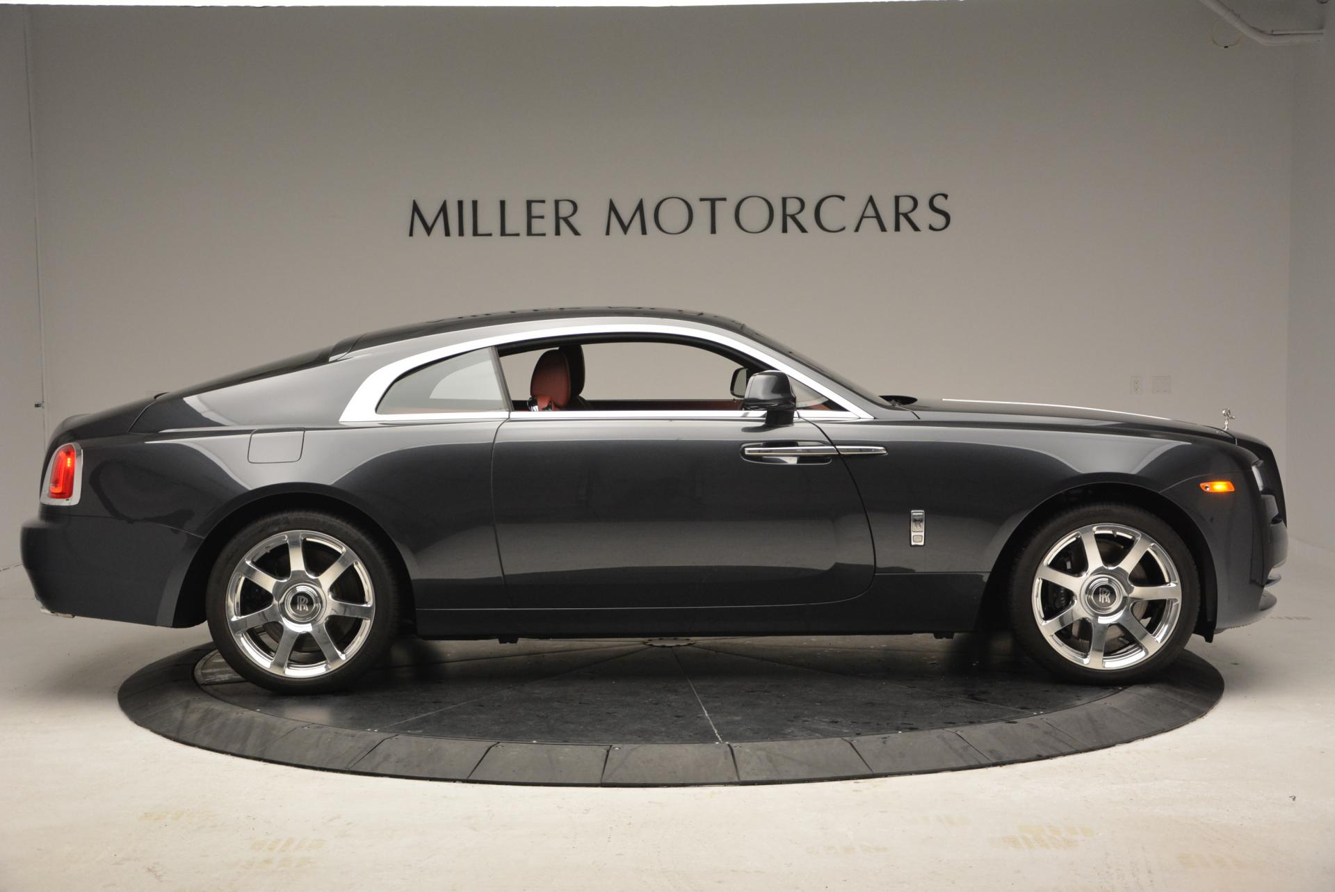 Used 2016 Rolls-Royce Wraith  For Sale In Greenwich, CT 210_p10