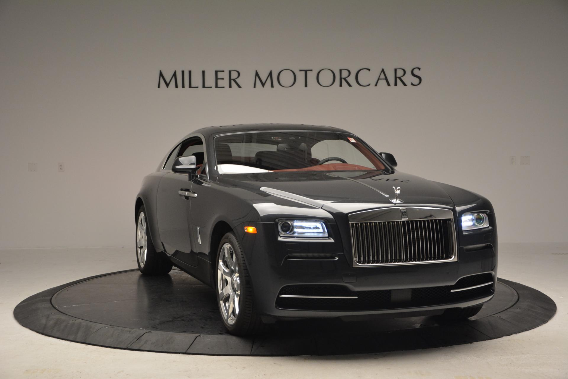 Used 2016 Rolls-Royce Wraith  For Sale In Greenwich, CT 210_p11