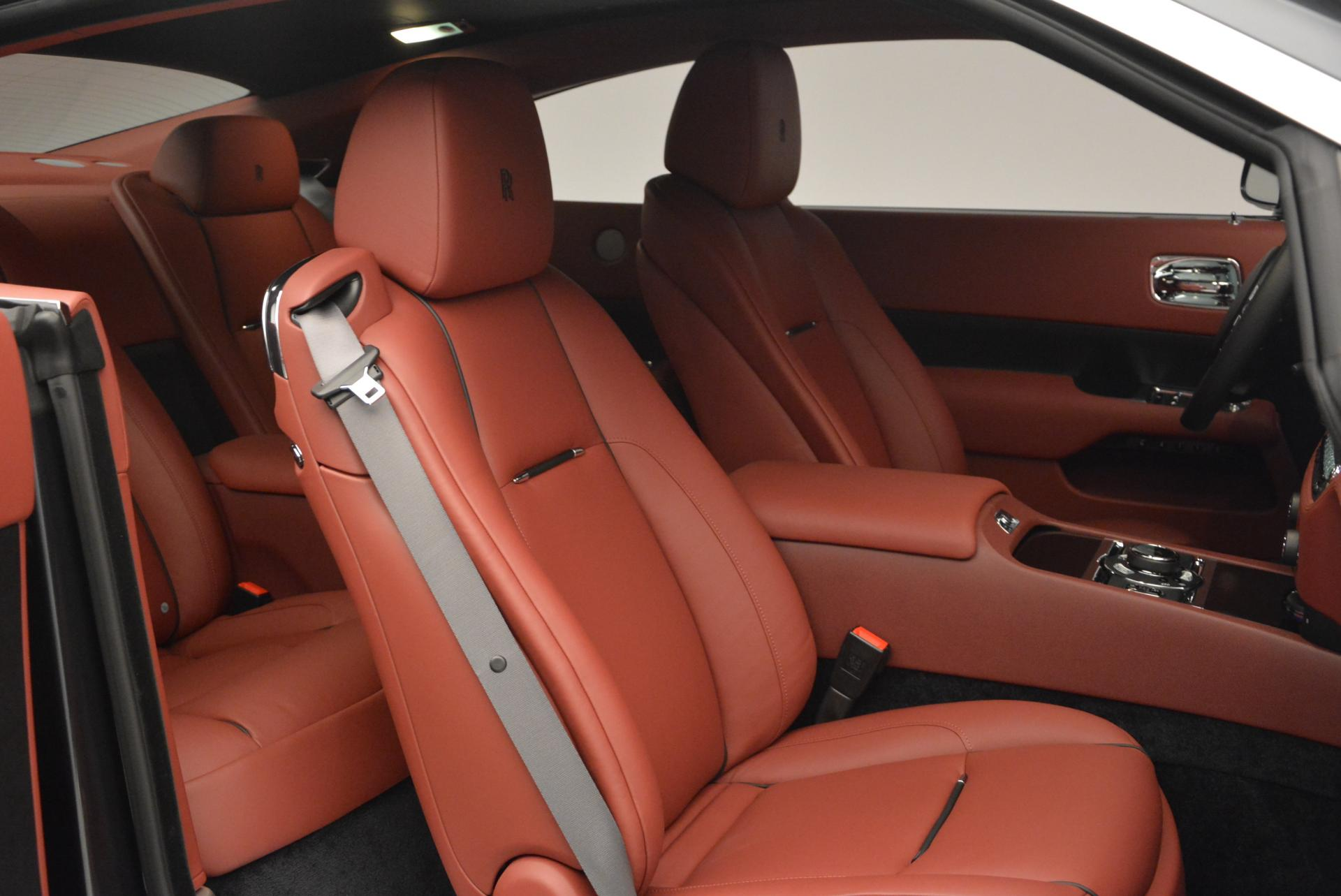 Used 2016 Rolls-Royce Wraith  For Sale In Greenwich, CT 210_p20