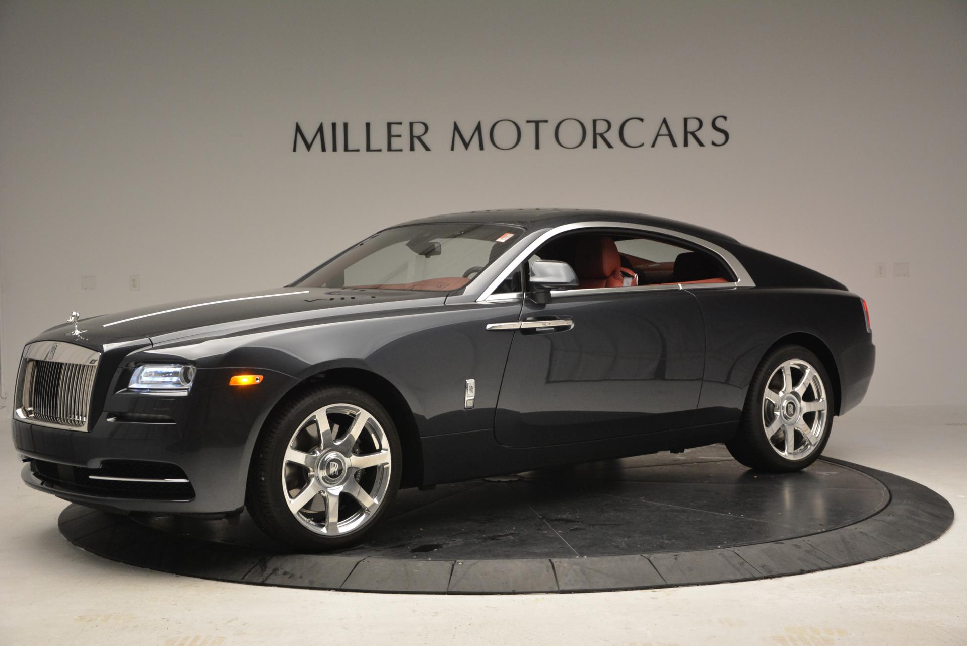 Used 2016 Rolls-Royce Wraith  For Sale In Greenwich, CT 210_p2