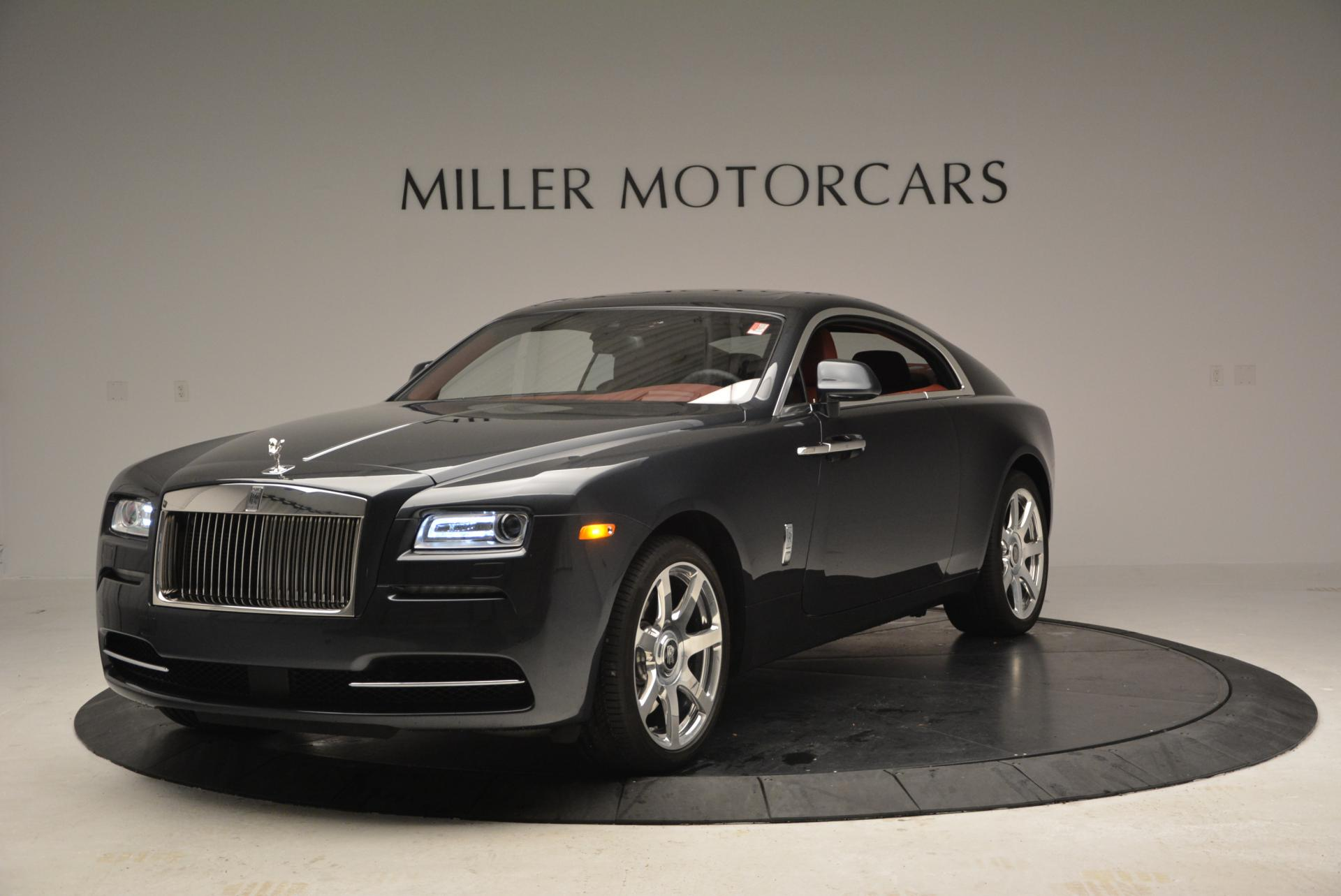 Used 2016 Rolls-Royce Wraith  For Sale In Greenwich, CT 210_p3