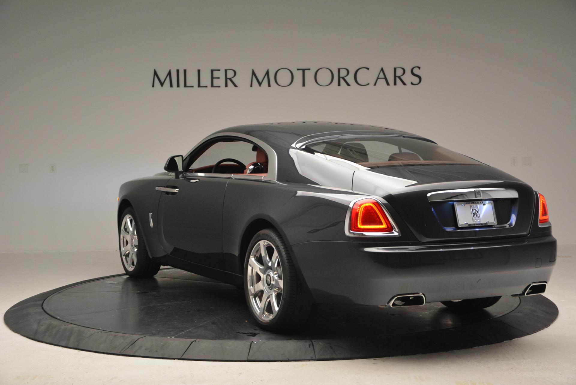 Used 2016 Rolls-Royce Wraith  For Sale In Greenwich, CT 210_p4