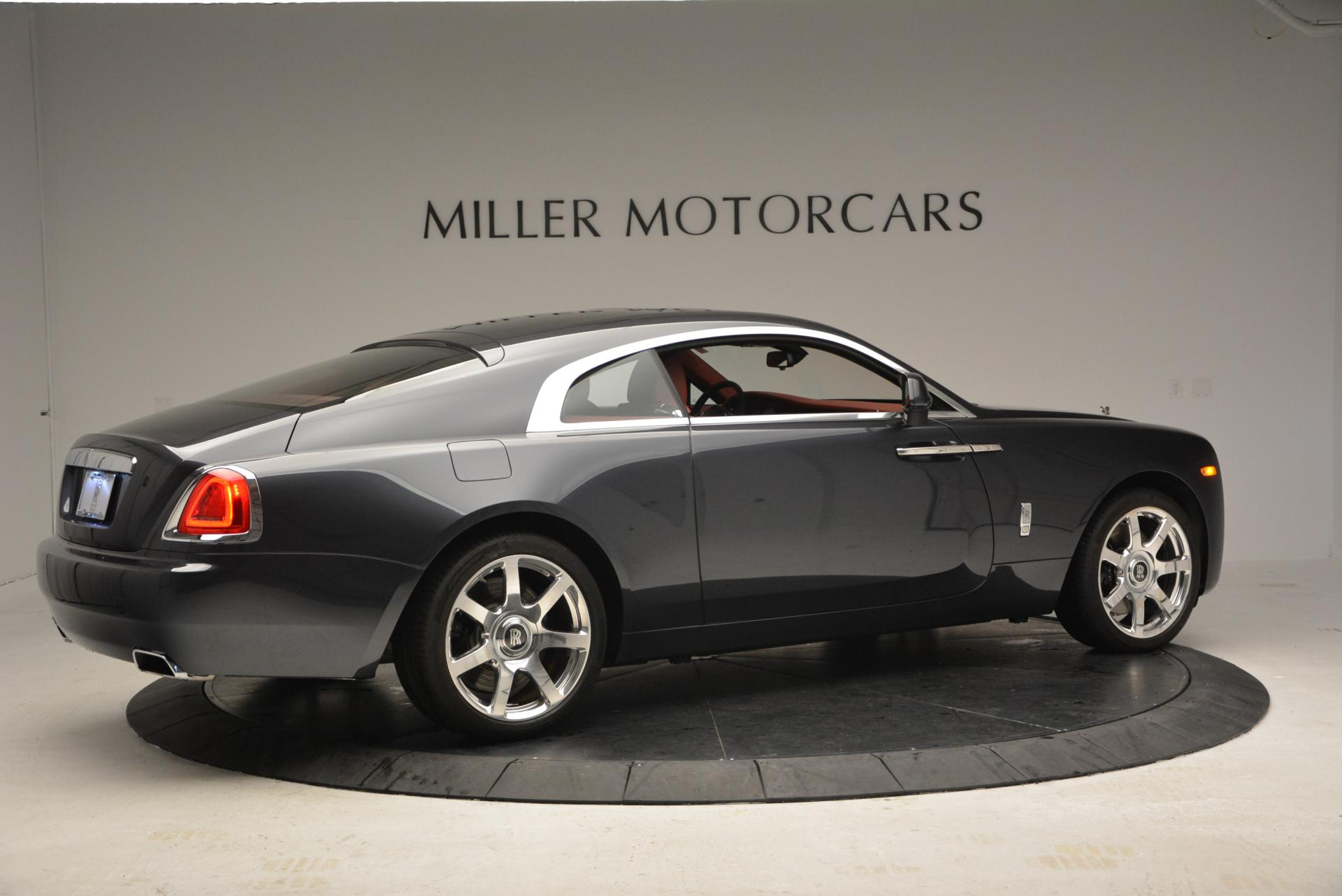 Used 2016 Rolls-Royce Wraith  For Sale In Greenwich, CT 210_p9