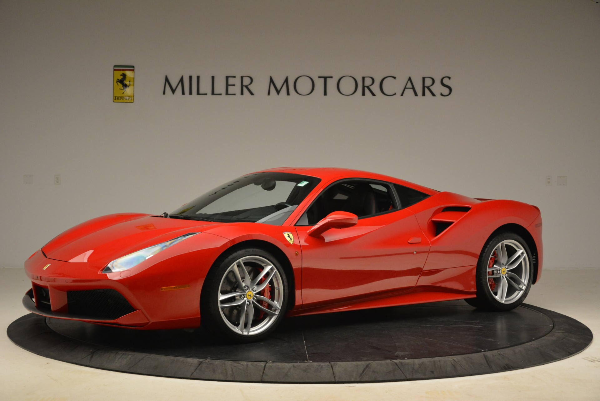Used 2016 Ferrari 488 GTB  For Sale In Greenwich, CT 2101_p2