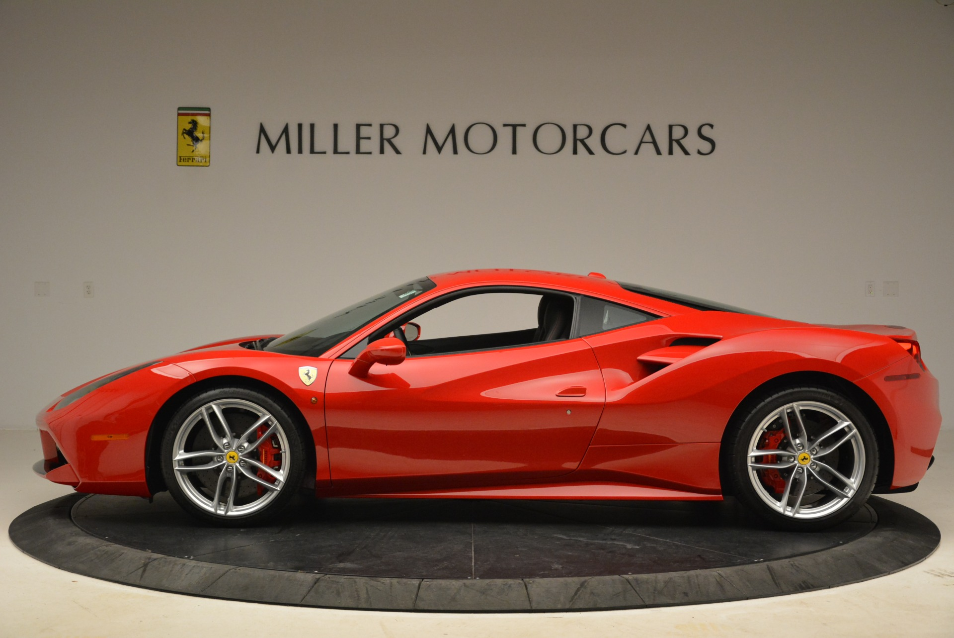 Used 2016 Ferrari 488 GTB  For Sale In Greenwich, CT 2101_p3