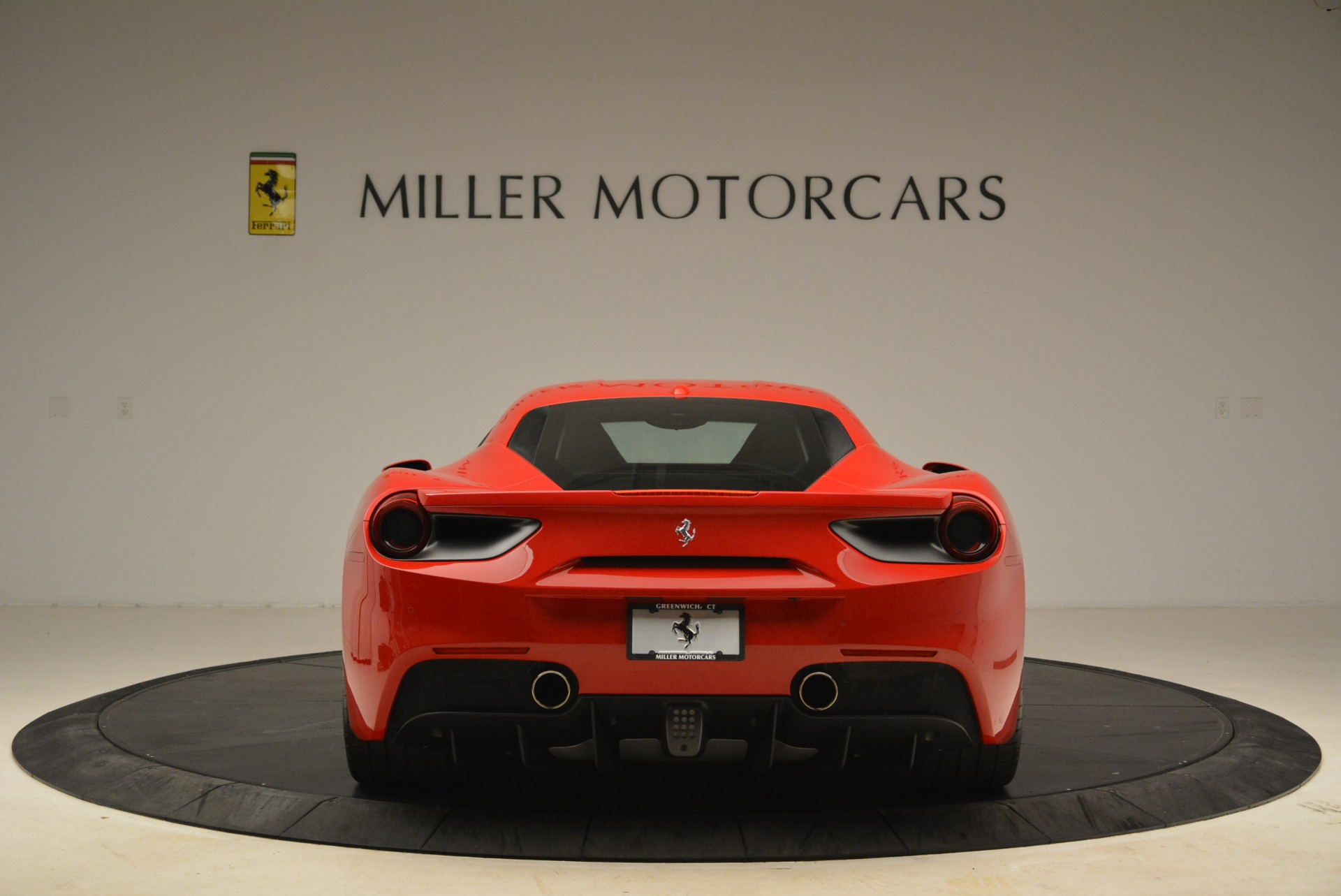Used 2016 Ferrari 488 GTB  For Sale In Greenwich, CT 2101_p6