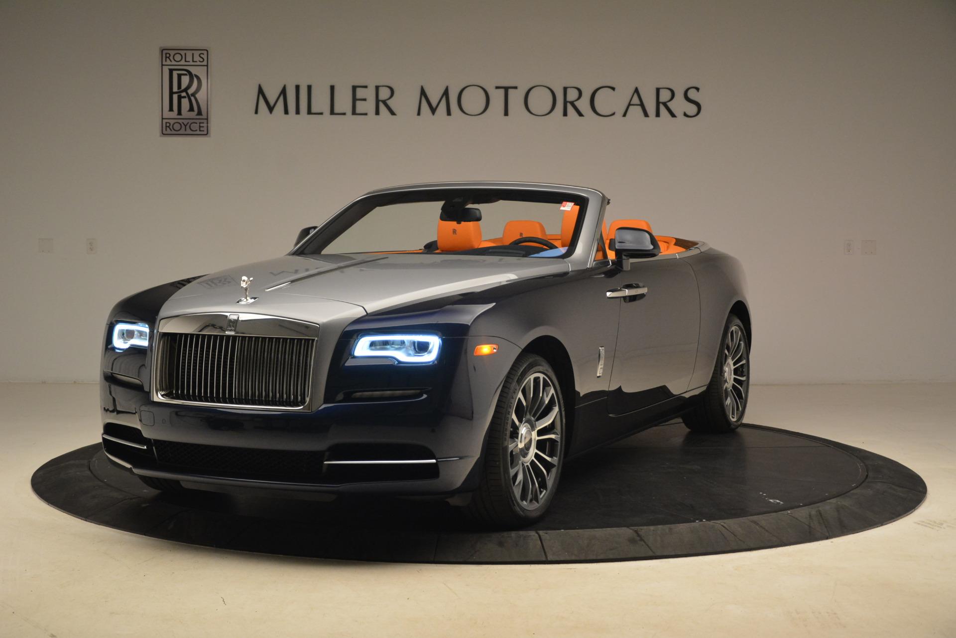 New 2018 Rolls-Royce Dawn  For Sale In Greenwich, CT 2104_main