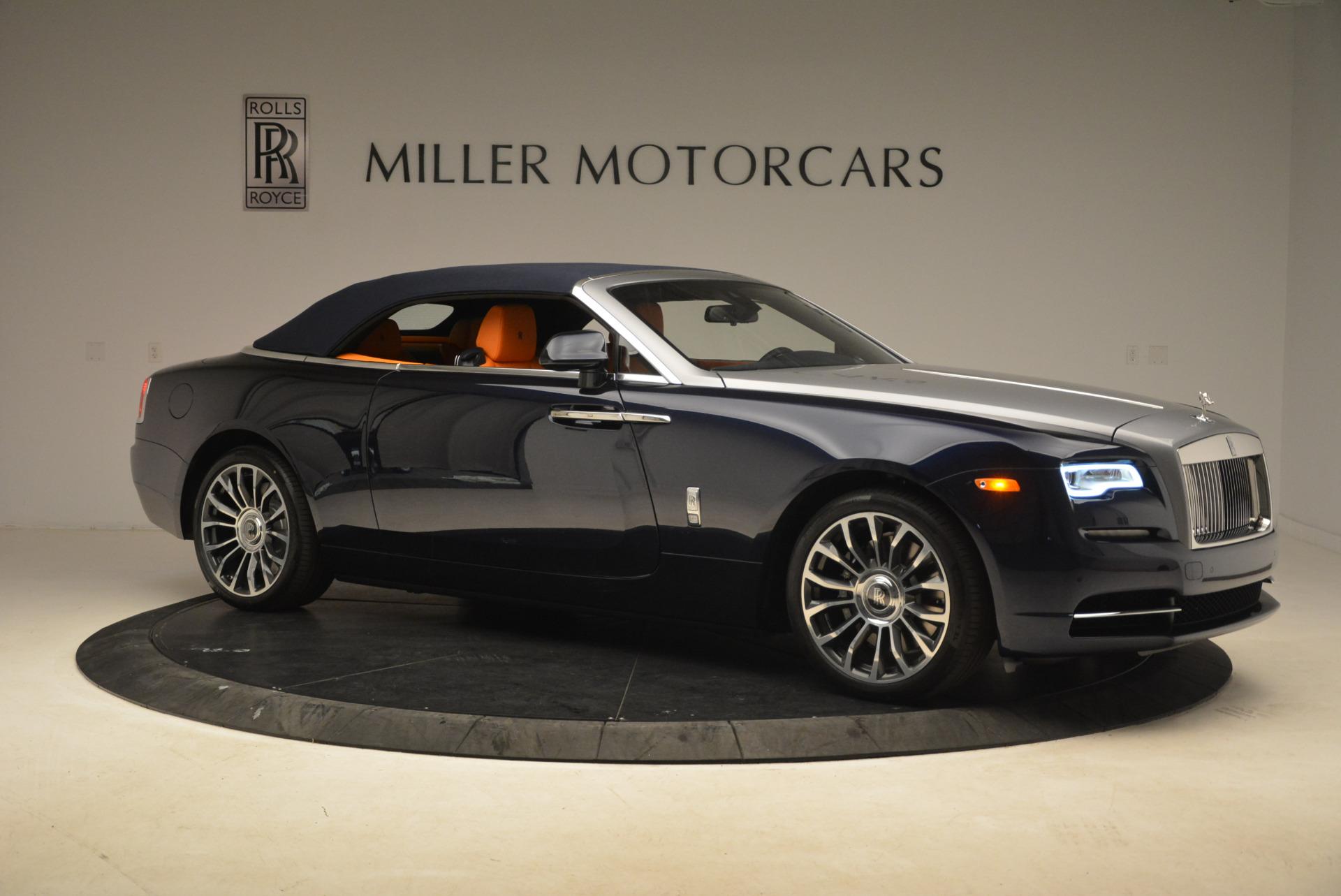 New 2018 Rolls-Royce Dawn  For Sale In Greenwich, CT 2104_p22