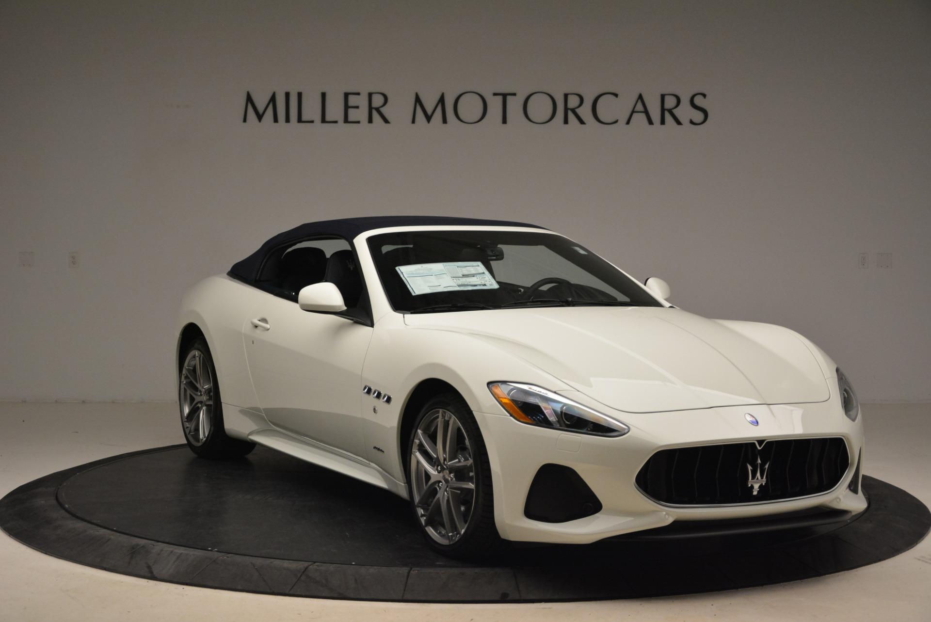 New 2018 Maserati GranTurismo Sport Convertible For Sale In Greenwich, CT 2106_p24