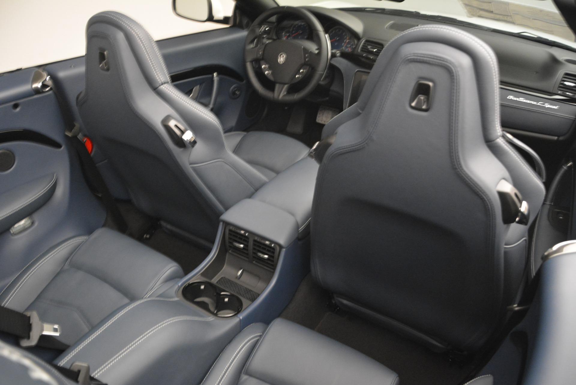 New 2018 Maserati GranTurismo Sport Convertible For Sale In Greenwich, CT 2106_p35