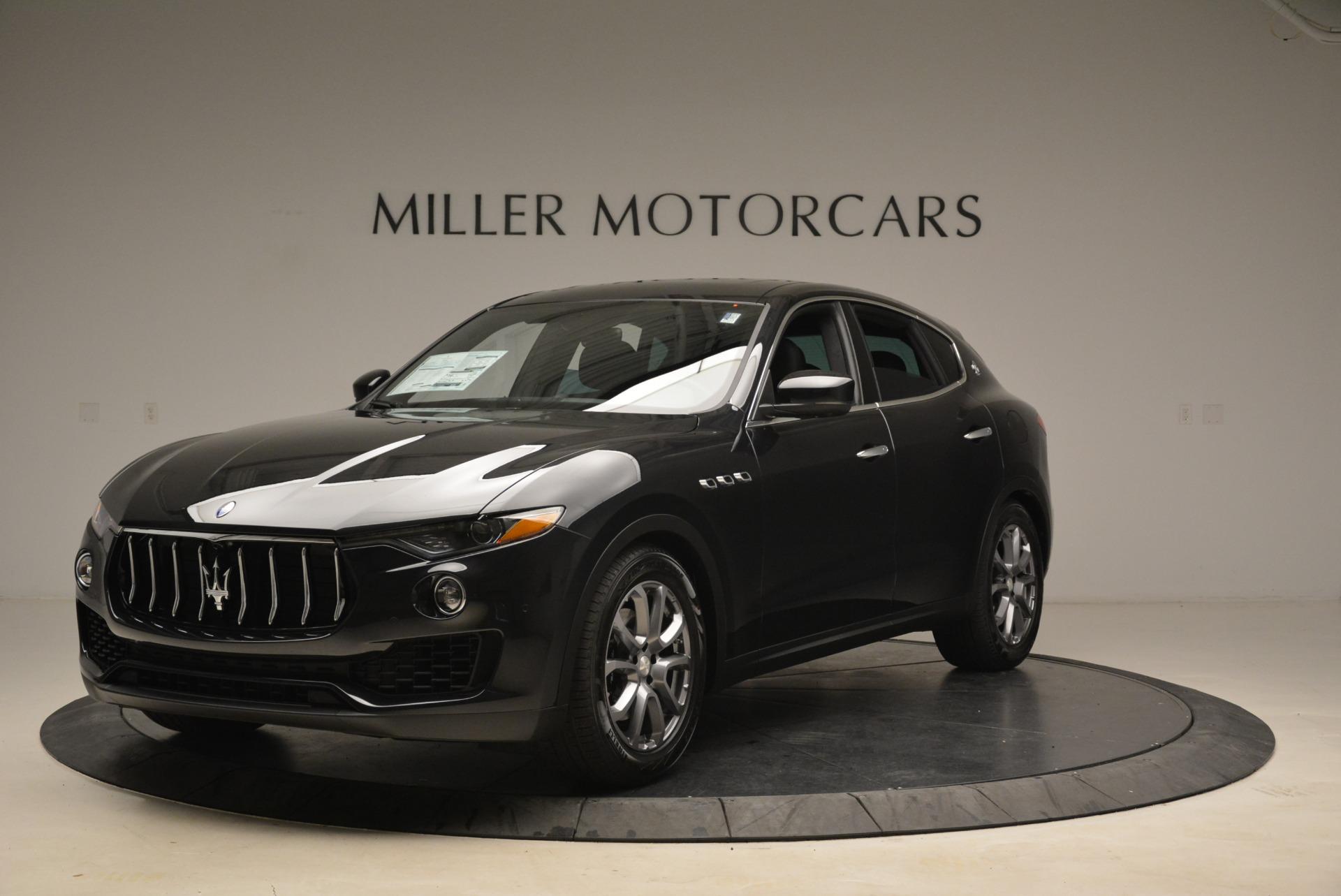 New 2018 Maserati Levante Q4 For Sale In Greenwich, CT 2107_main
