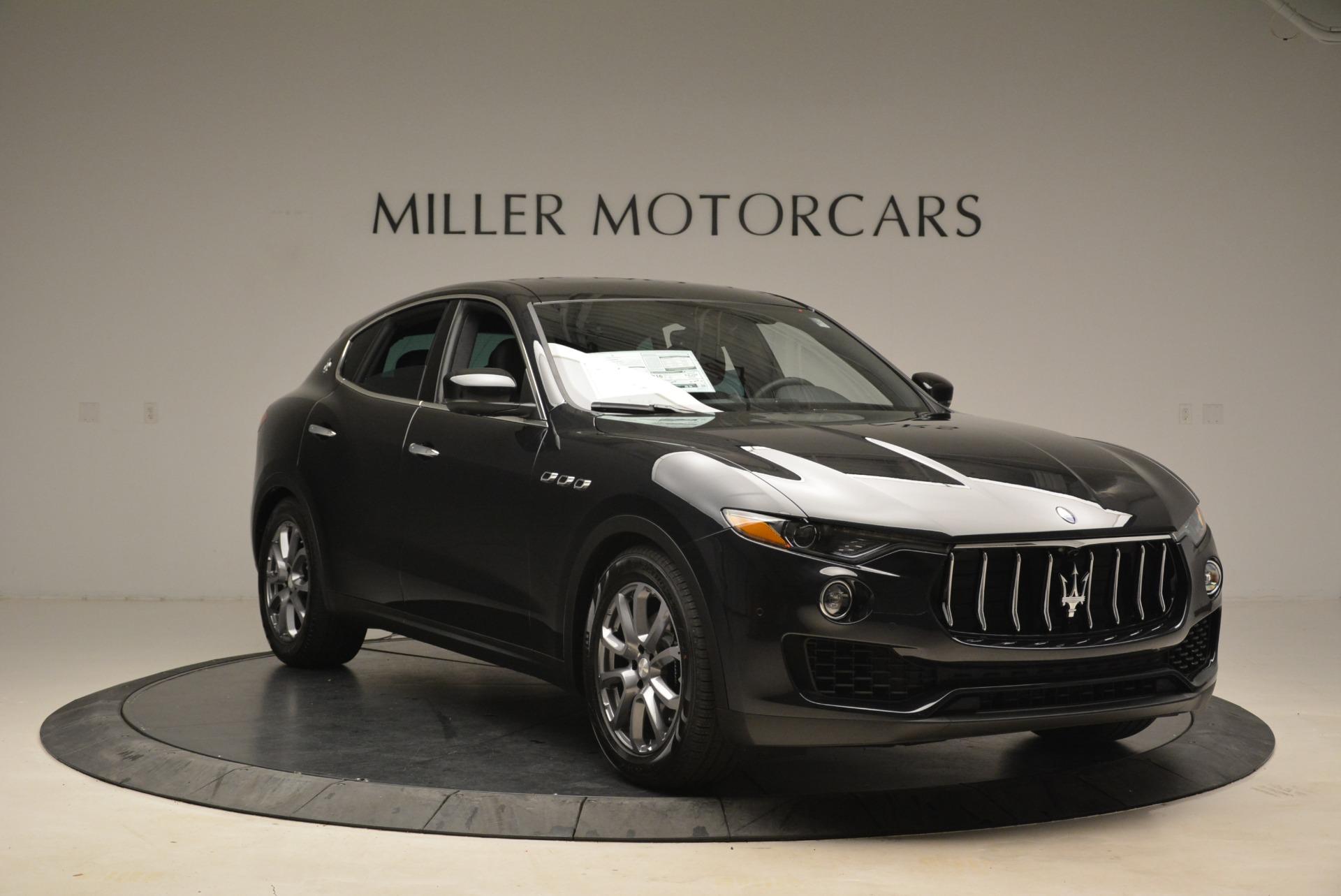 New 2018 Maserati Levante Q4 For Sale In Greenwich, CT 2107_p10