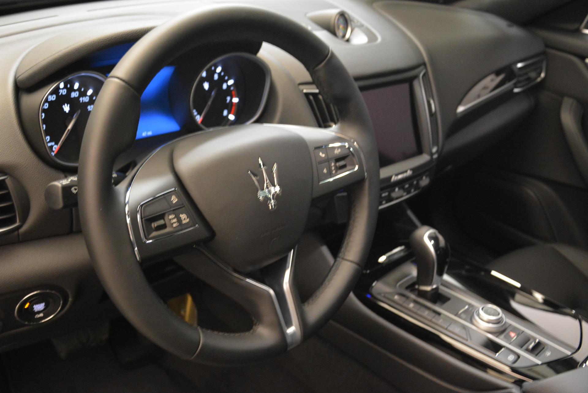 New 2018 Maserati Levante Q4 For Sale In Greenwich, CT 2107_p13