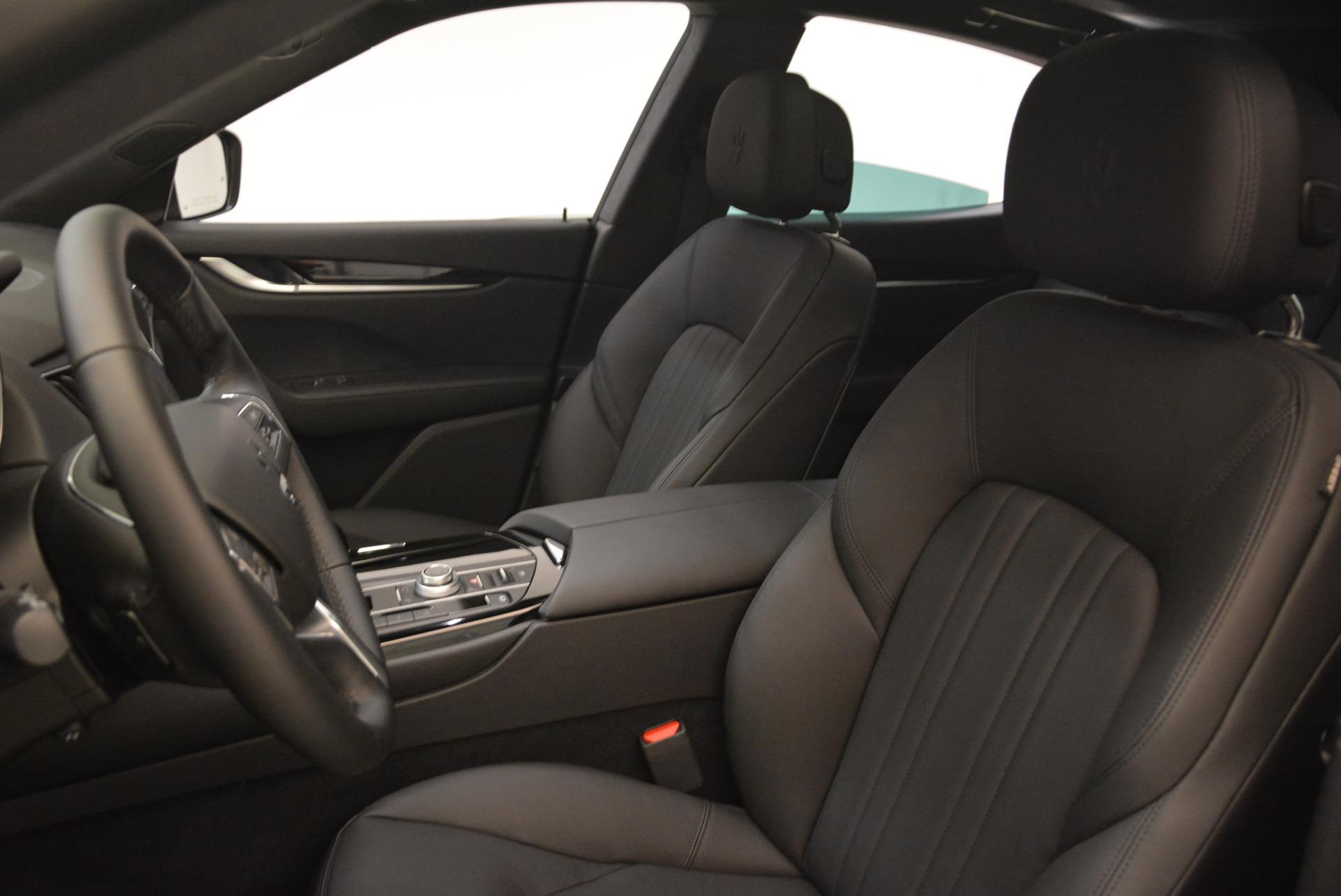 New 2018 Maserati Levante Q4 For Sale In Greenwich, CT 2107_p15