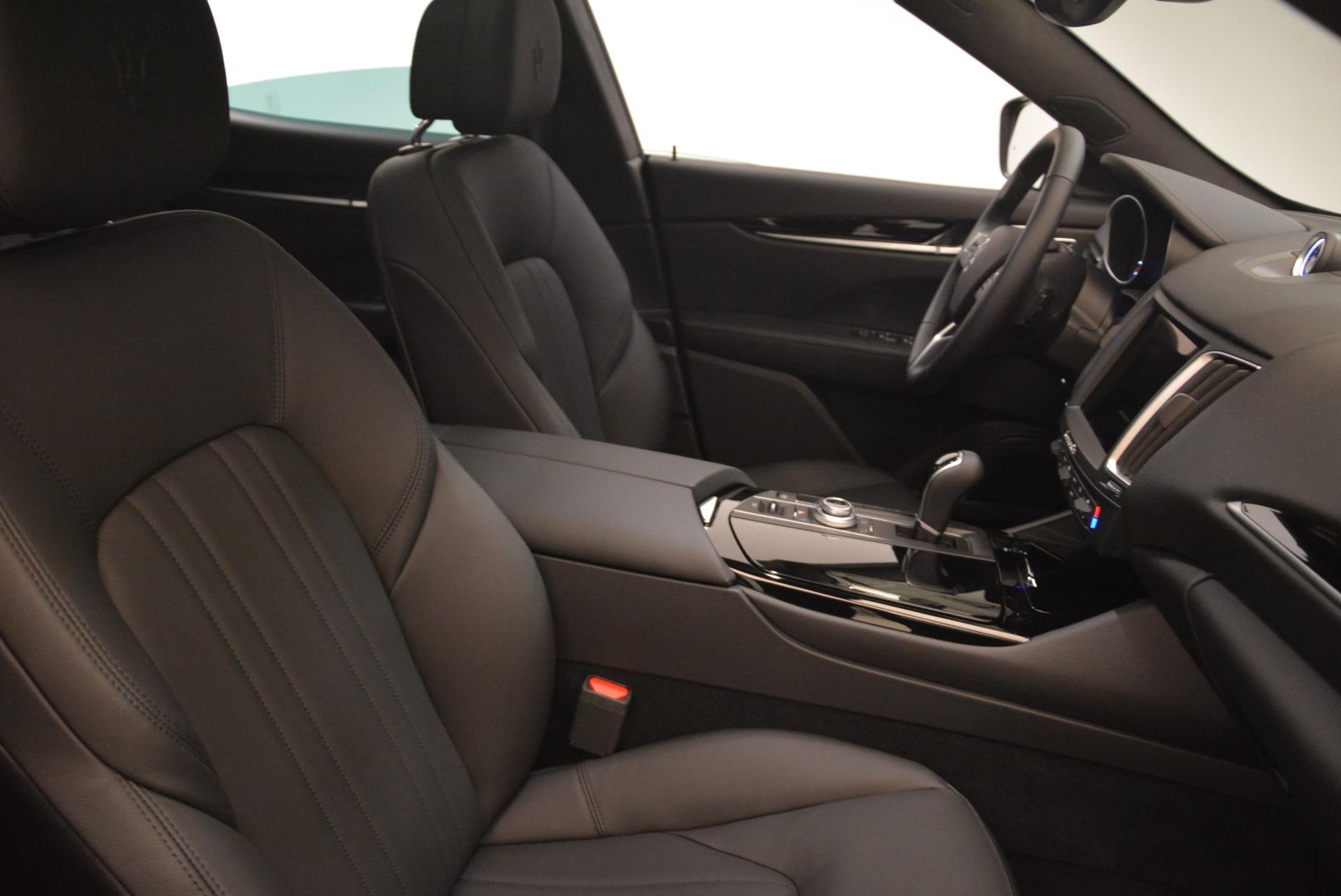 New 2018 Maserati Levante Q4 For Sale In Greenwich, CT 2107_p21