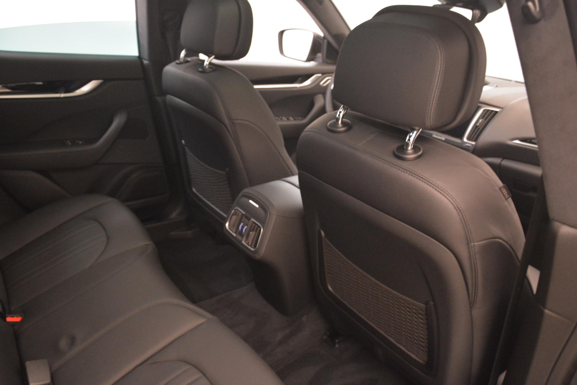 New 2018 Maserati Levante Q4 For Sale In Greenwich, CT 2107_p23