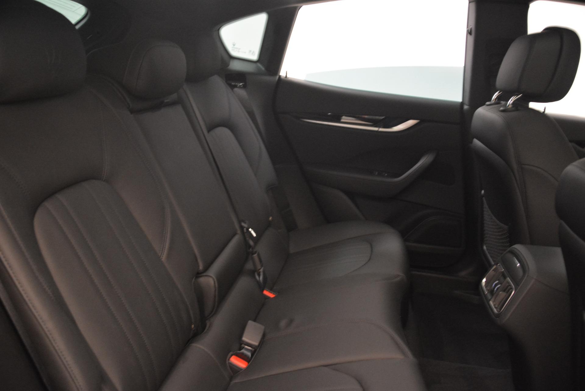 New 2018 Maserati Levante Q4 For Sale In Greenwich, CT 2107_p24