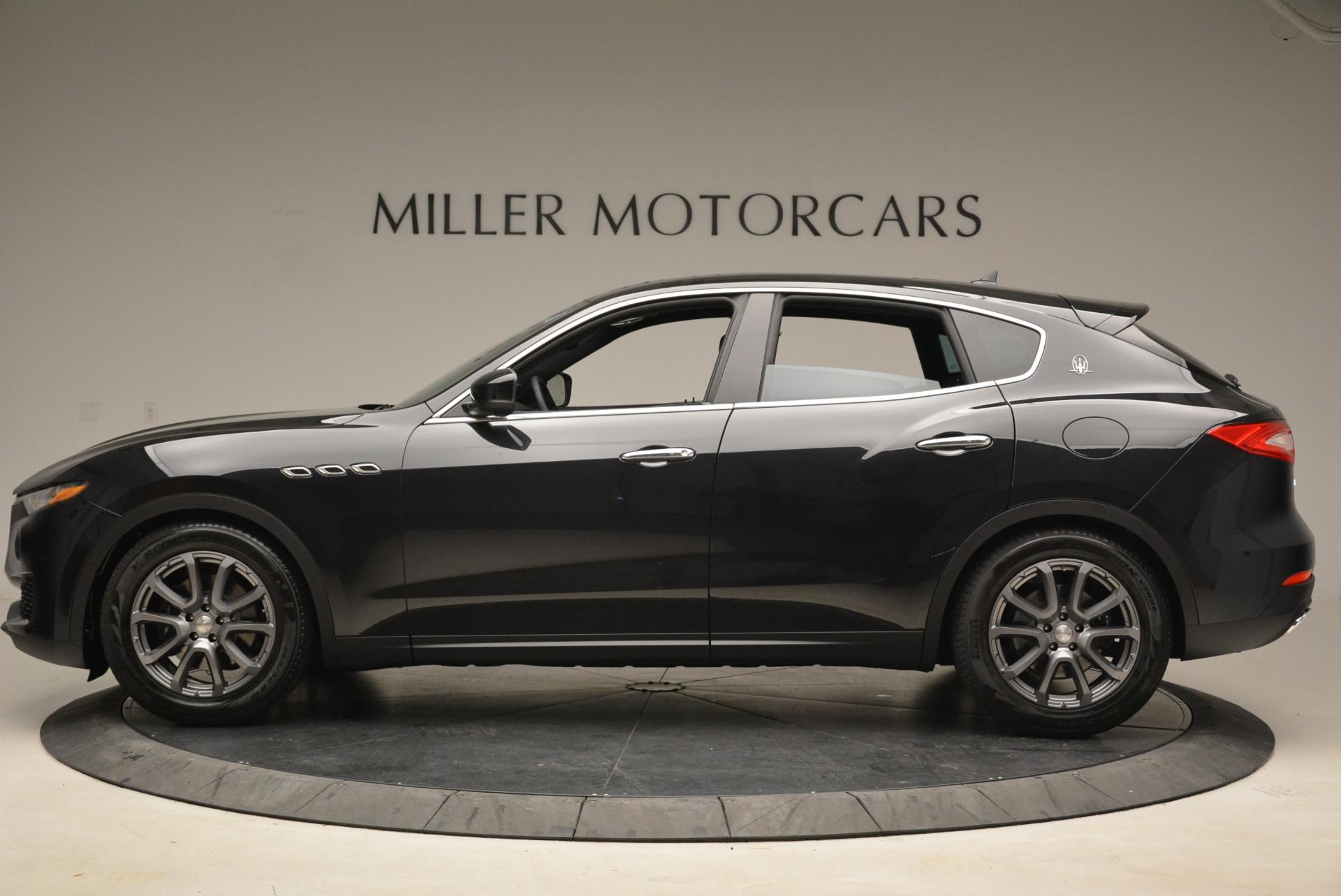 New 2018 Maserati Levante Q4 For Sale In Greenwich, CT 2107_p2