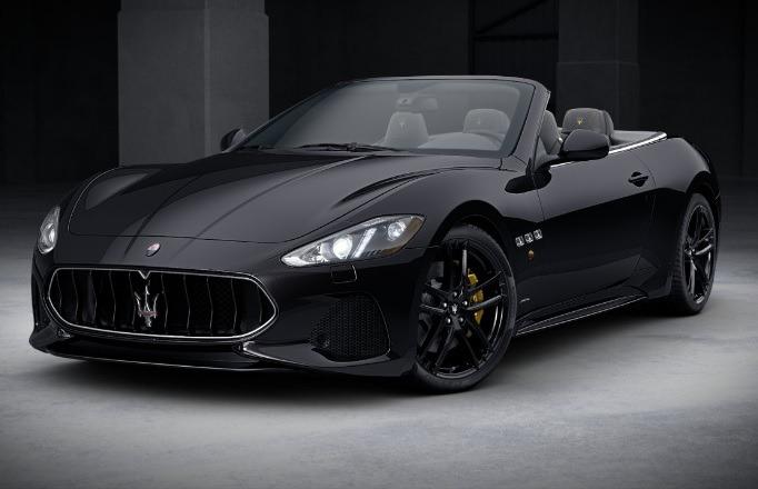 New 2018 Maserati GranTurismo Sport Convertible For Sale In Greenwich, CT 2108_main