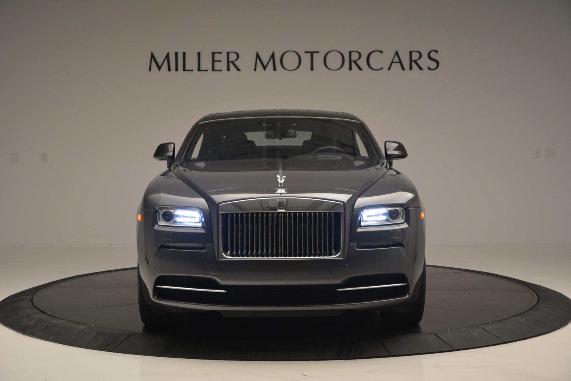 New 2016 Rolls-Royce Wraith  For Sale In Greenwich, CT 211_p11