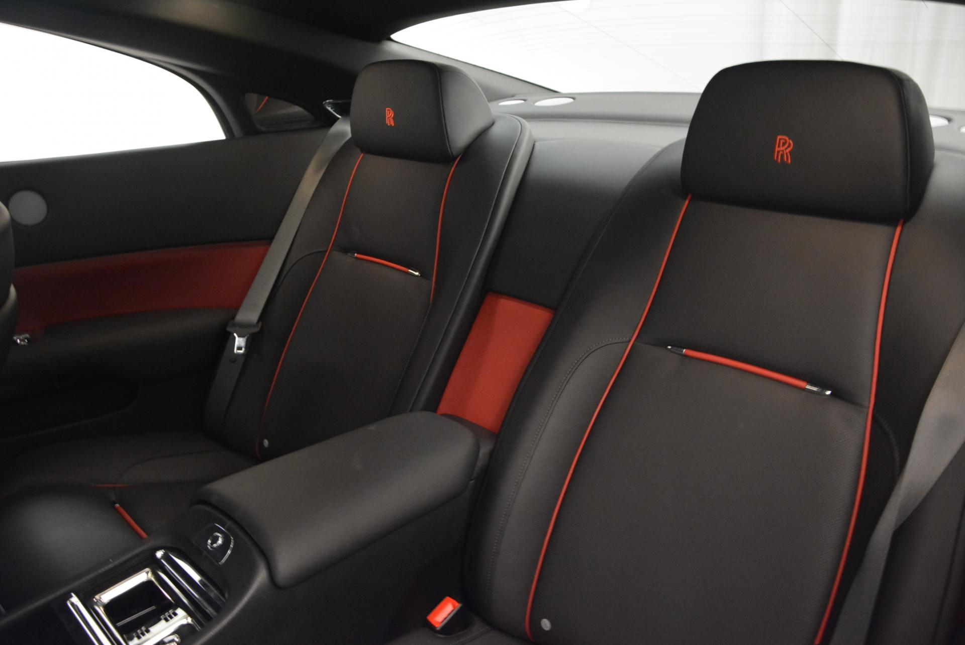 New 2016 Rolls-Royce Wraith  For Sale In Greenwich, CT 211_p24