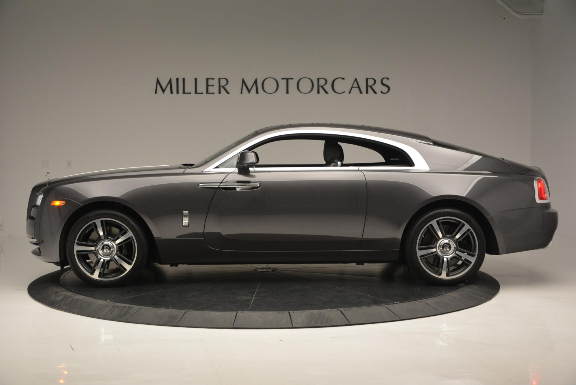 New 2016 Rolls-Royce Wraith  For Sale In Greenwich, CT 211_p2