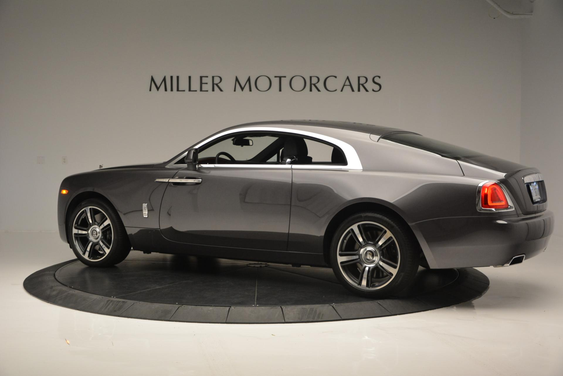 New 2016 Rolls-Royce Wraith  For Sale In Greenwich, CT 211_p3