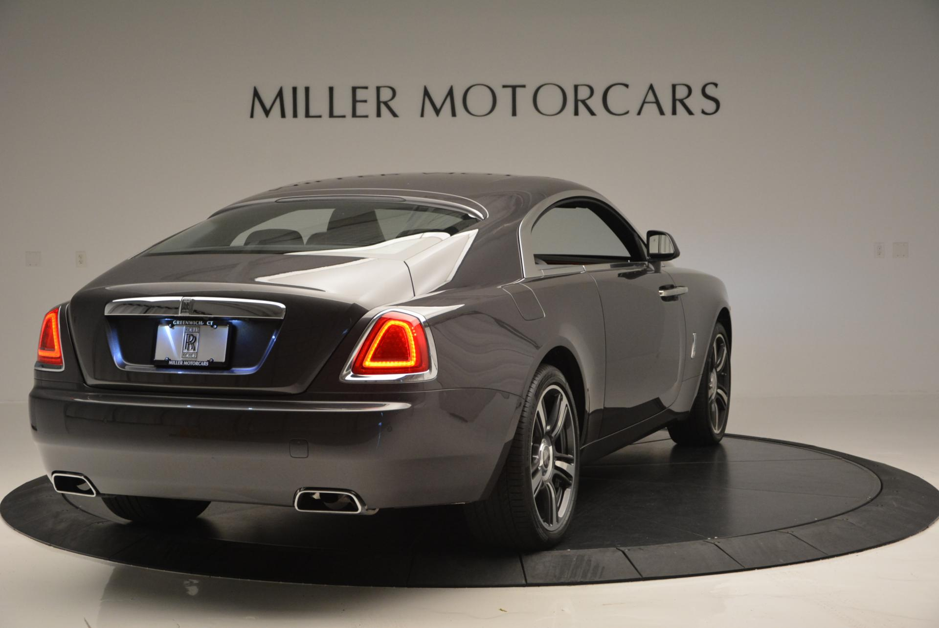 New 2016 Rolls-Royce Wraith  For Sale In Greenwich, CT 211_p6