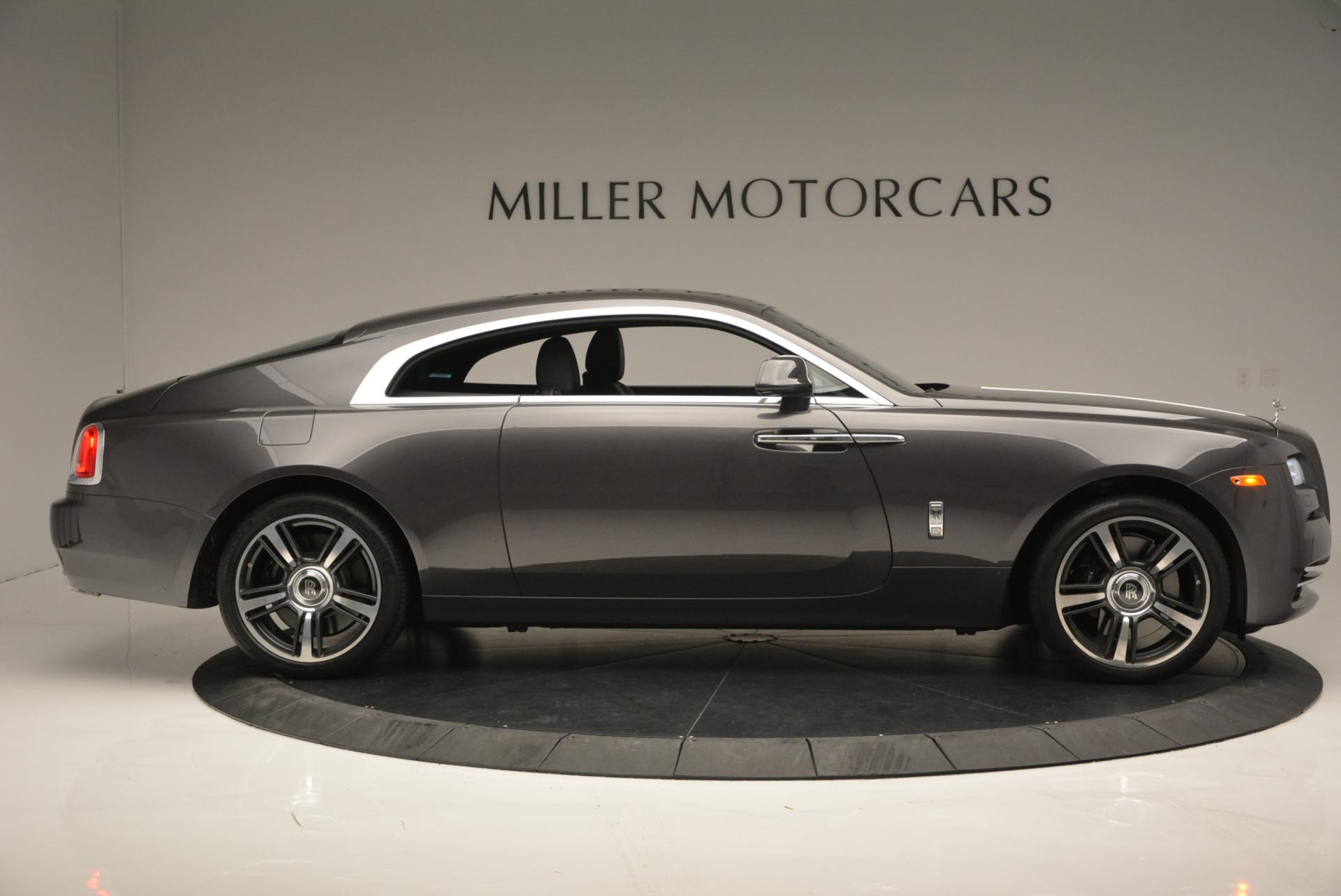 New 2016 Rolls-Royce Wraith  For Sale In Greenwich, CT 211_p8