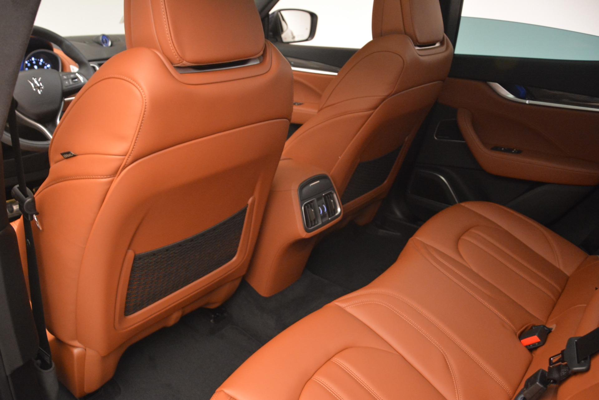New 2018 Maserati Levante Q4 GranSport For Sale In Greenwich, CT 2110_p17