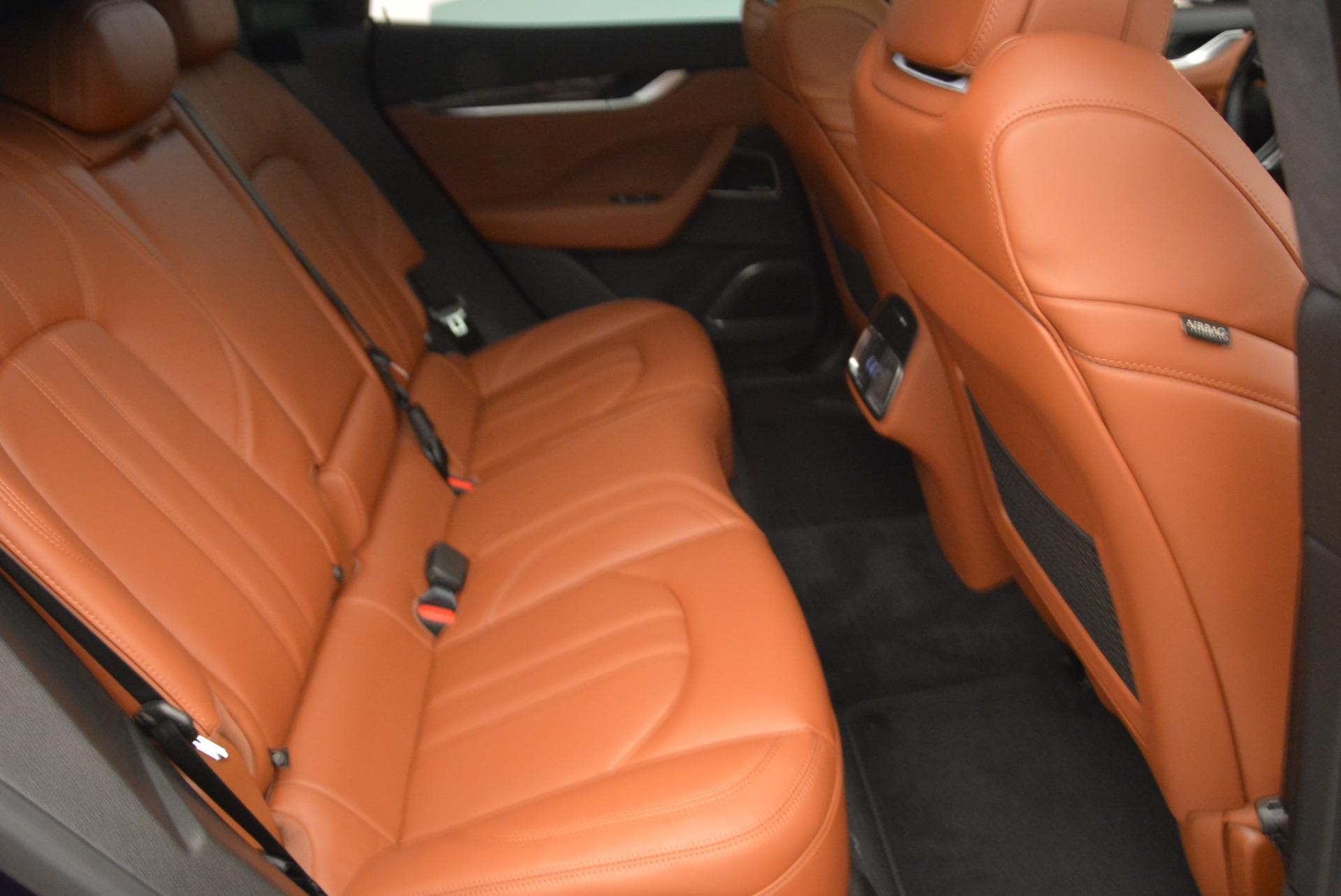 New 2018 Maserati Levante Q4 GranSport For Sale In Greenwich, CT 2110_p21